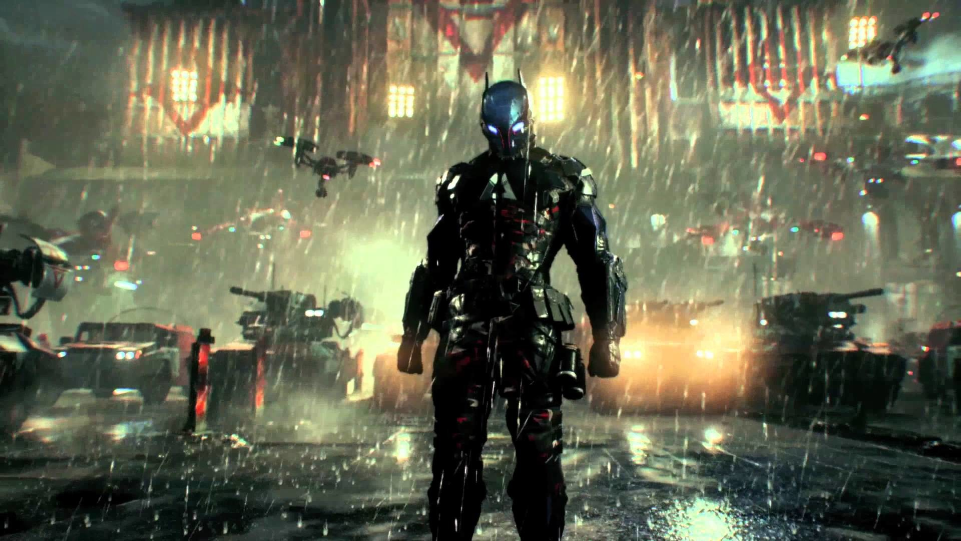 "1920x1080 Batman Arkham Knight in true UltraHD 4K _ Gameplay Trailer ""All Who Follow  You"" for PS4 XboxOne PC"