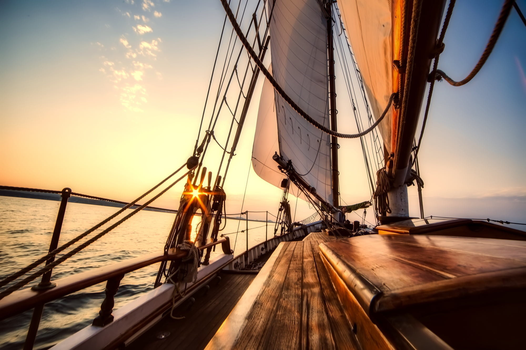 2000x1333 Sailing Wallpaper HD