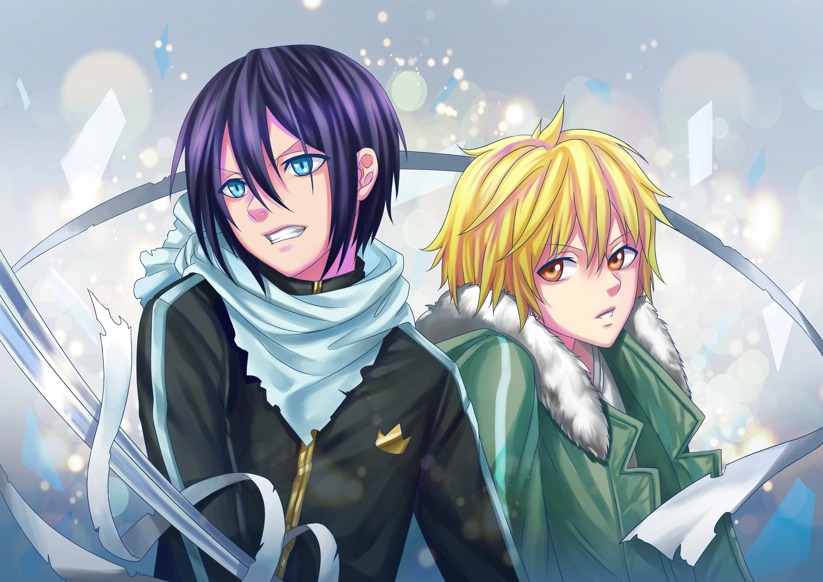 Hd Noragami Wallpaper 81 Images