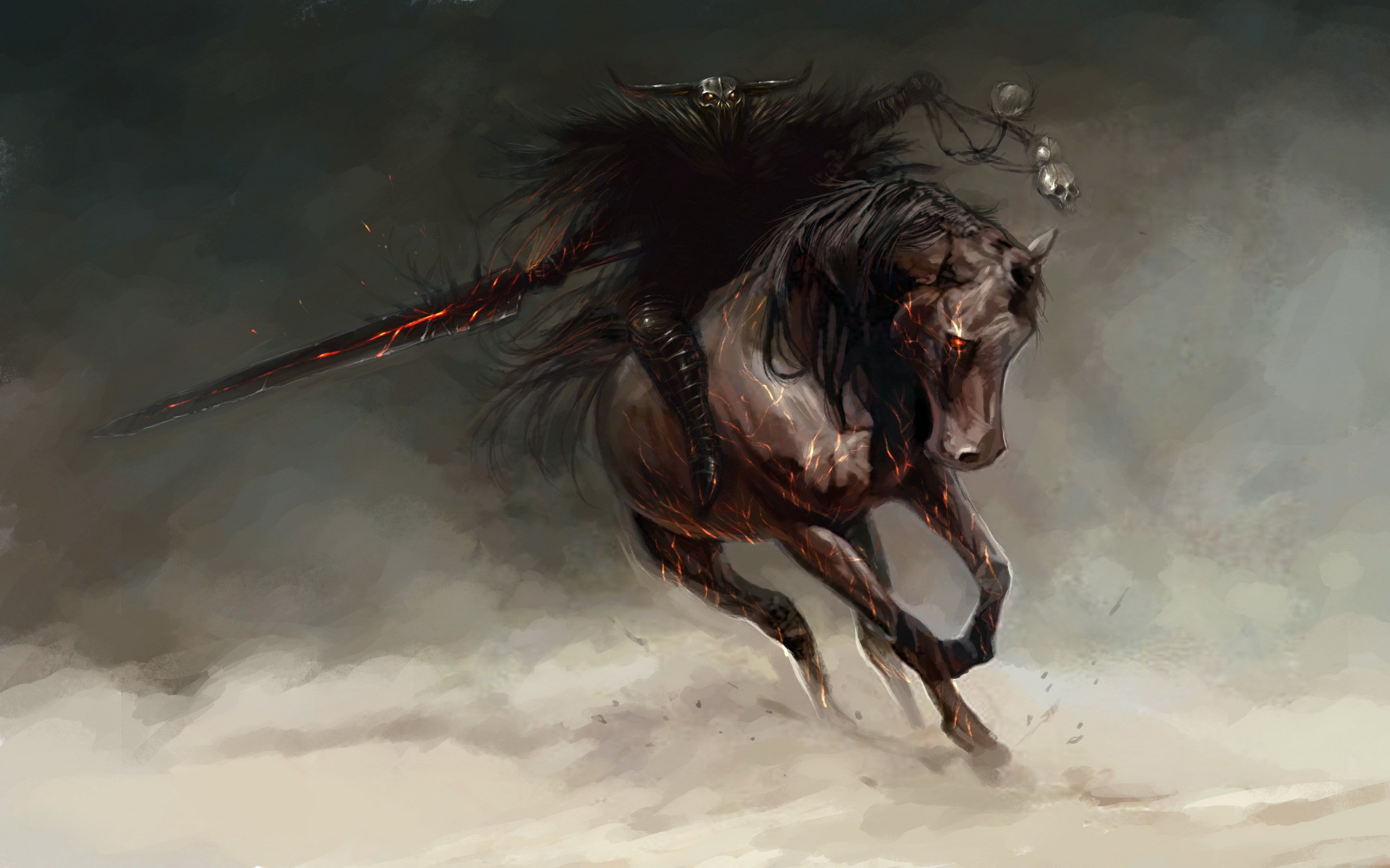 2560x1600 Headless Horseman Wallpapers - Wallpaper Cave