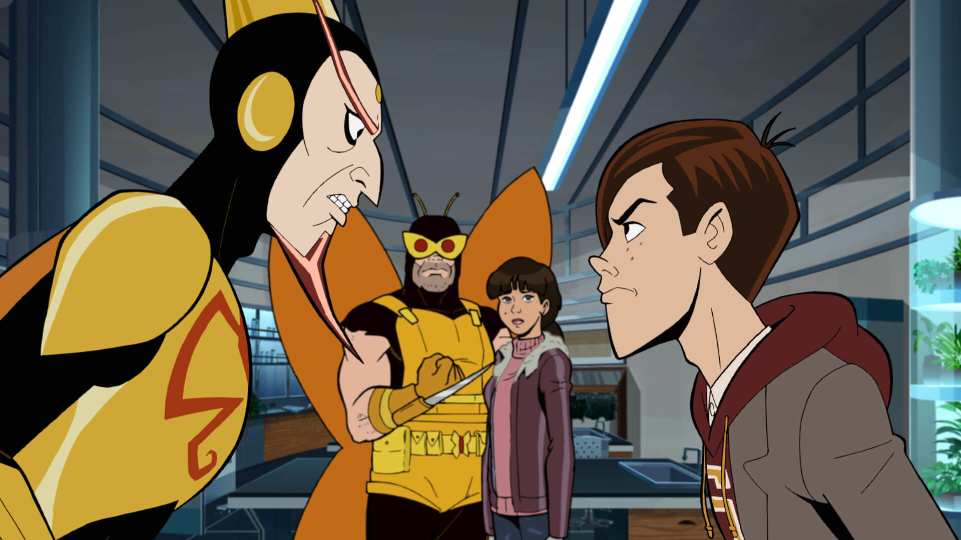 1920x1080 The Mind Behind The Madness: The Venture Bros.' Jackson Publick