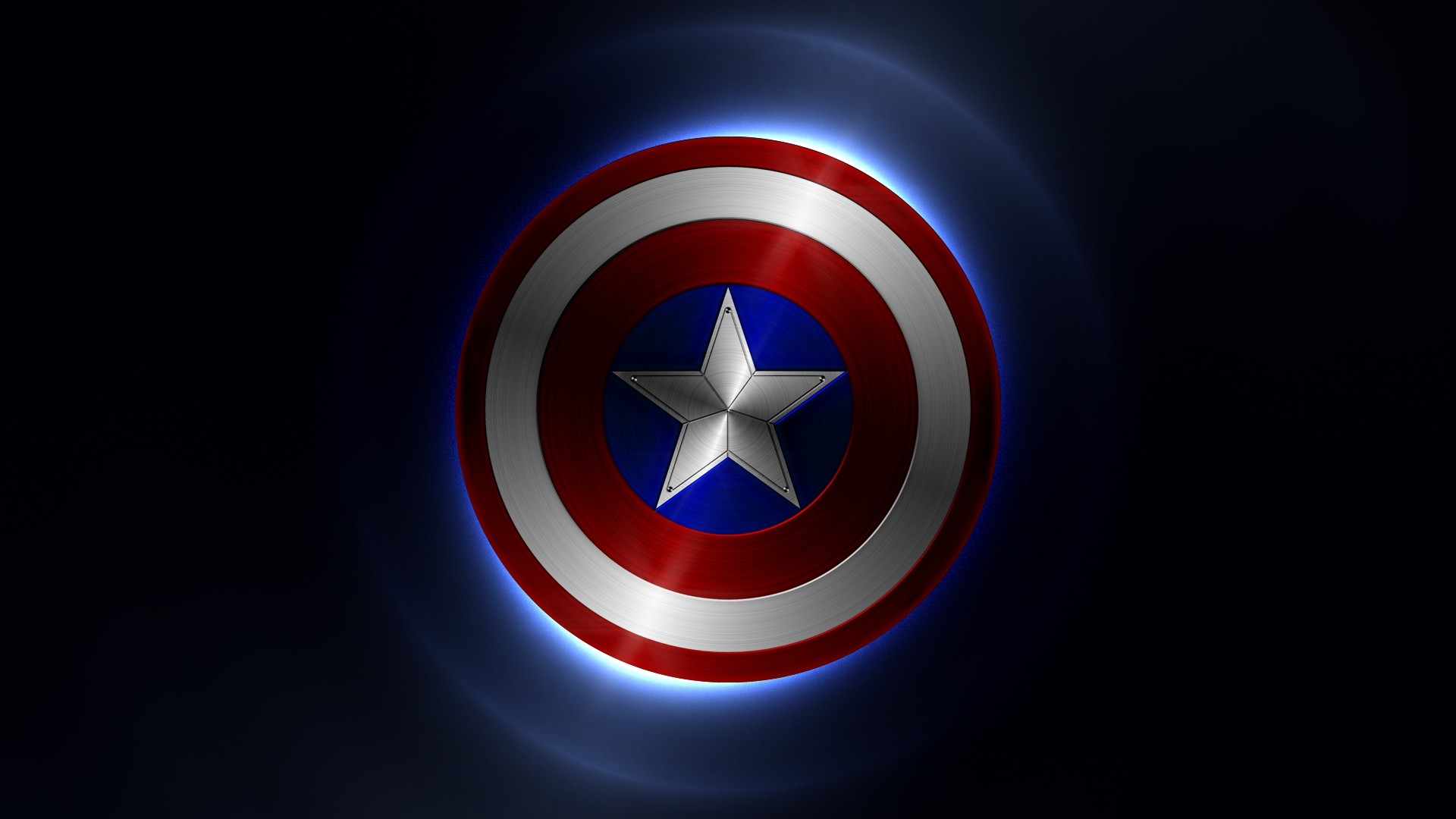 1920x1080 captain america shield hd