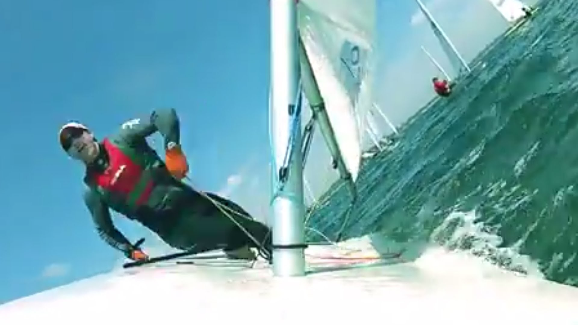 1920x1080 Laser Sailing - Racing Ride Along With Andrew Scrivan 2 - [HD] - YouTube
