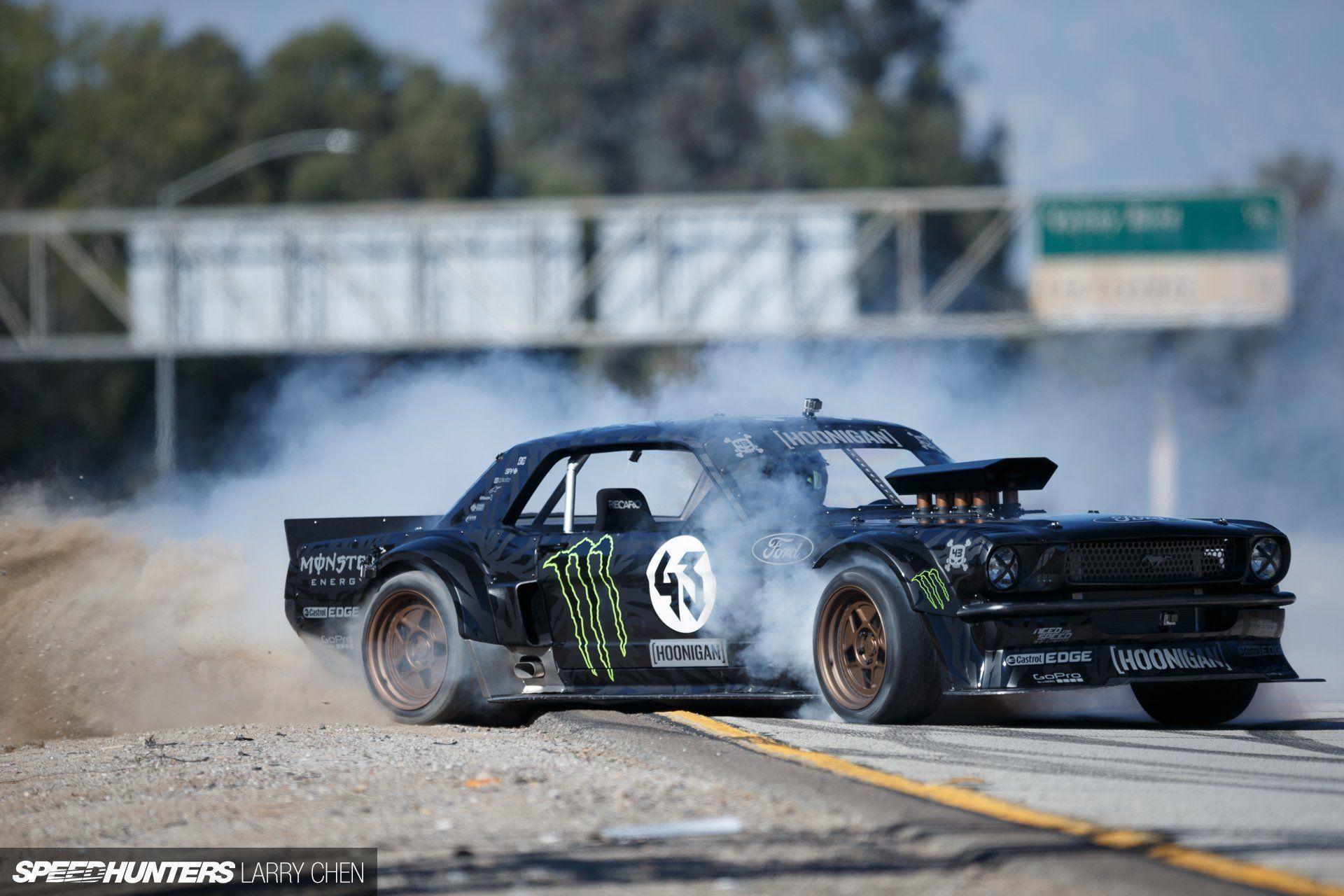 Hoonigan Ford Mustang Top Speed