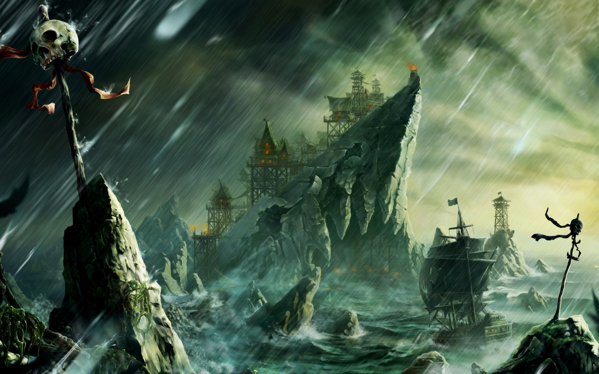 1920x1200  Wide HDQ Pirate Wallpapers, Incredible Images | D-Screens