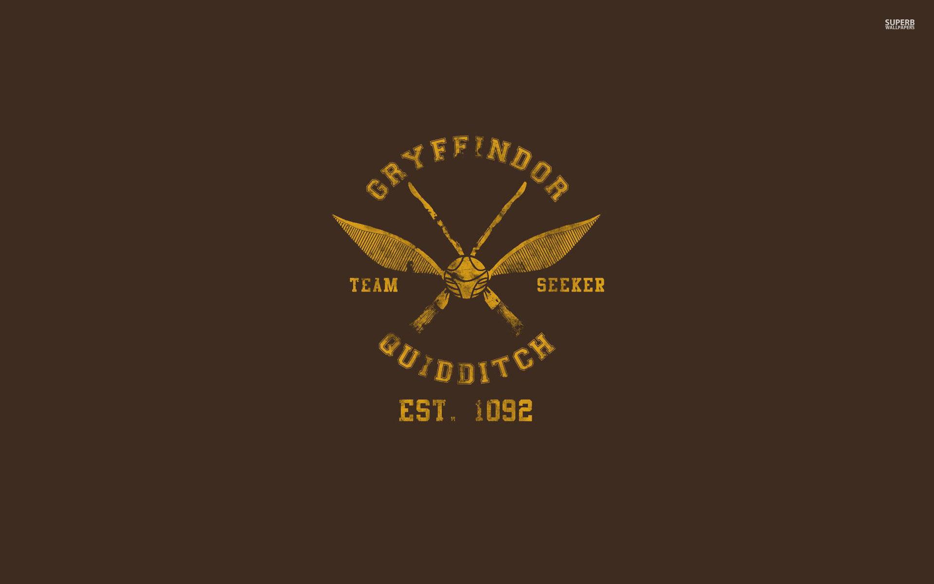 1920x1080 Harry Potter Hogwarts Crest Wallpaper