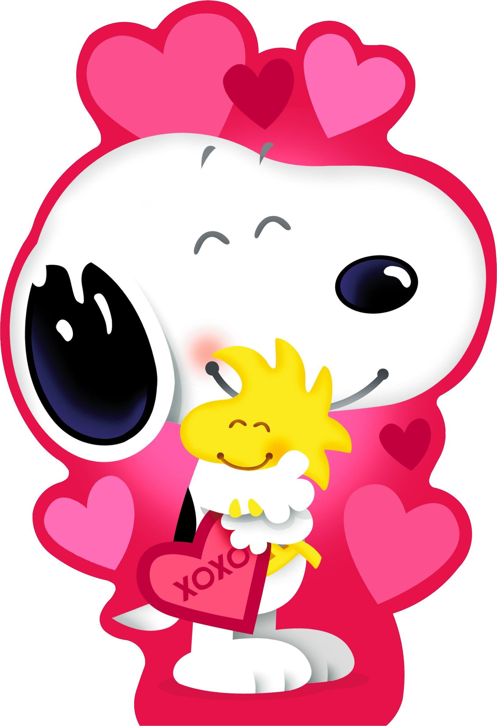 Snoopy Valentines Day Wallpaper (44+ Images