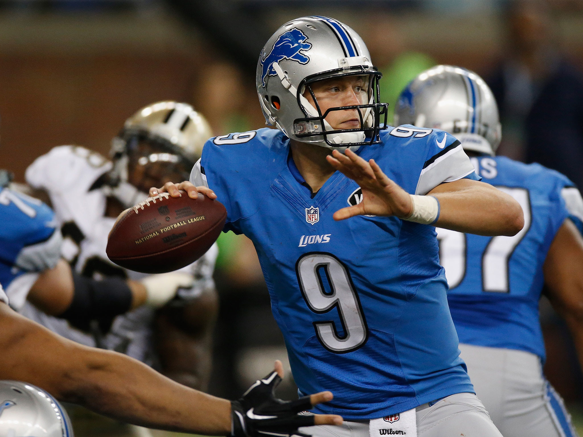 2048x1536 Detroit Lions vs Atlanta Falcons: Matthew Stafford ready for 'unique  opportunity' at Wembley | The Independent