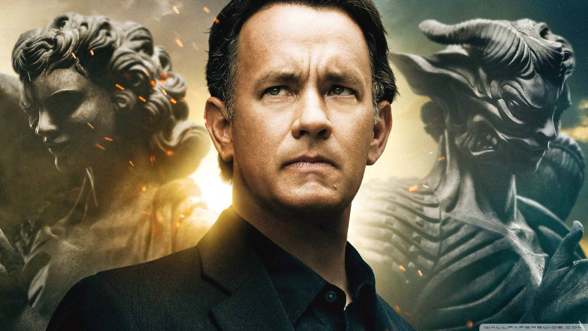 1920x1080 angels demons movie tom hanks as robert langdon