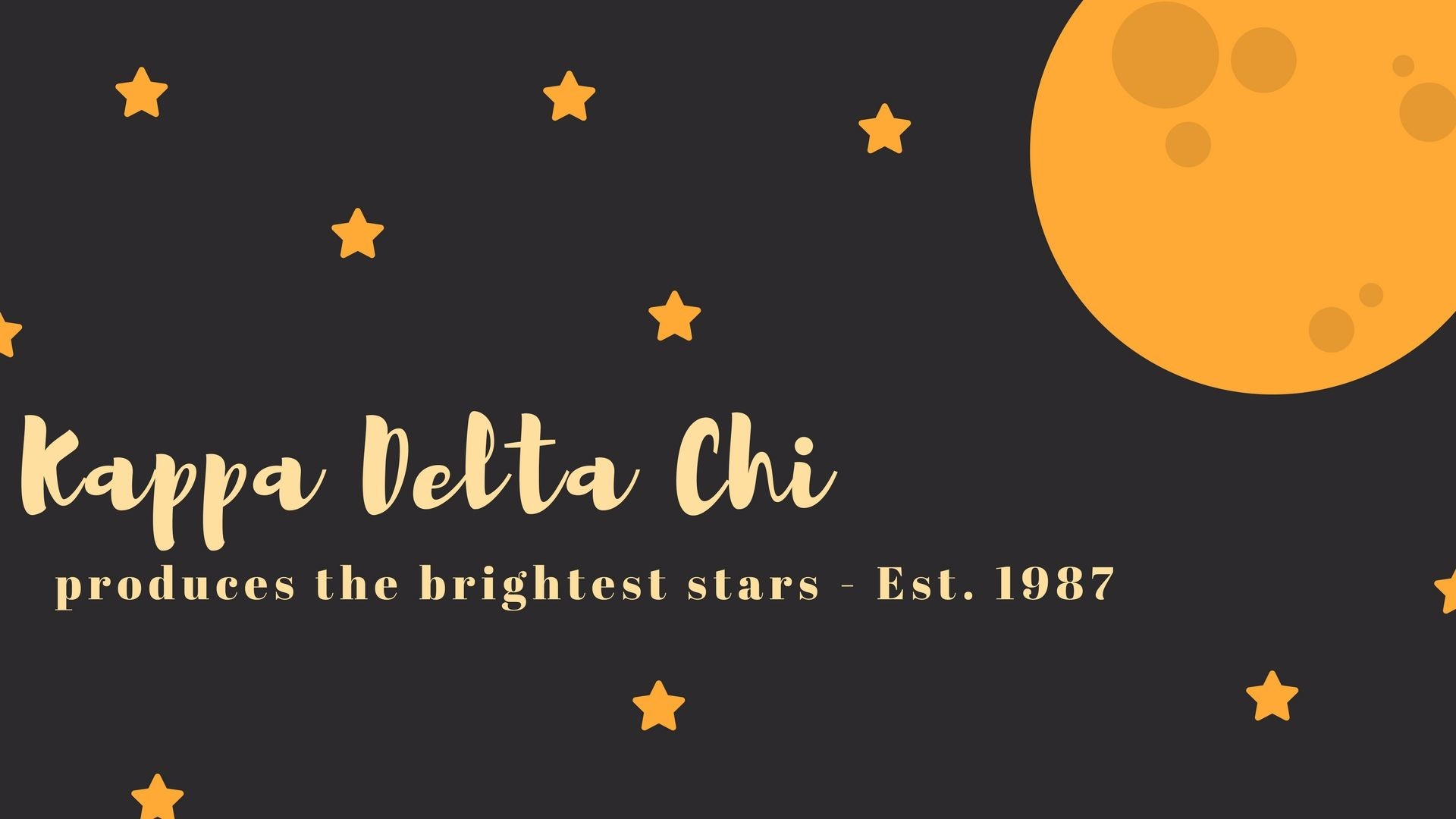 1920x1080 Kappa Delta Chi wallpaper. I made this all myself with the help of Canva!  for all of my KDChi Sisters, please feel free to use them and love them!  give ...