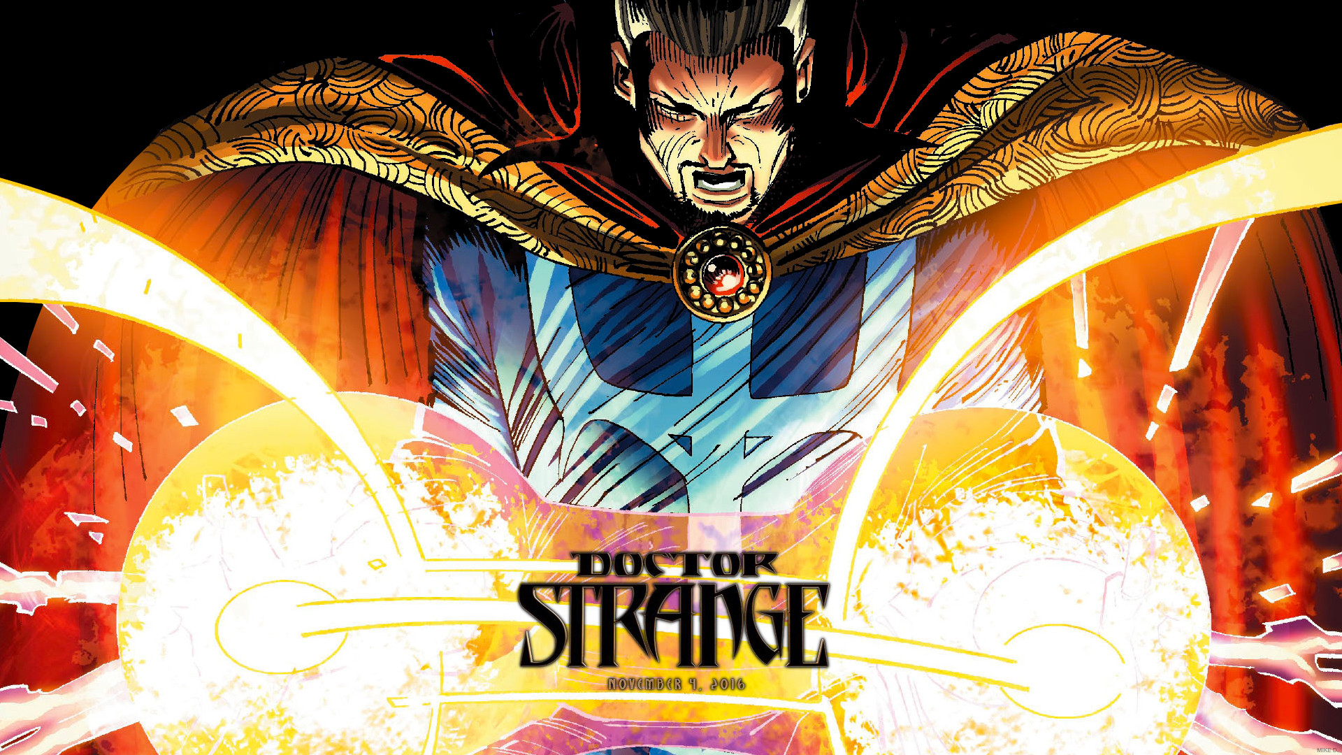 1920x1080 Doctor Strange hd wallpapers