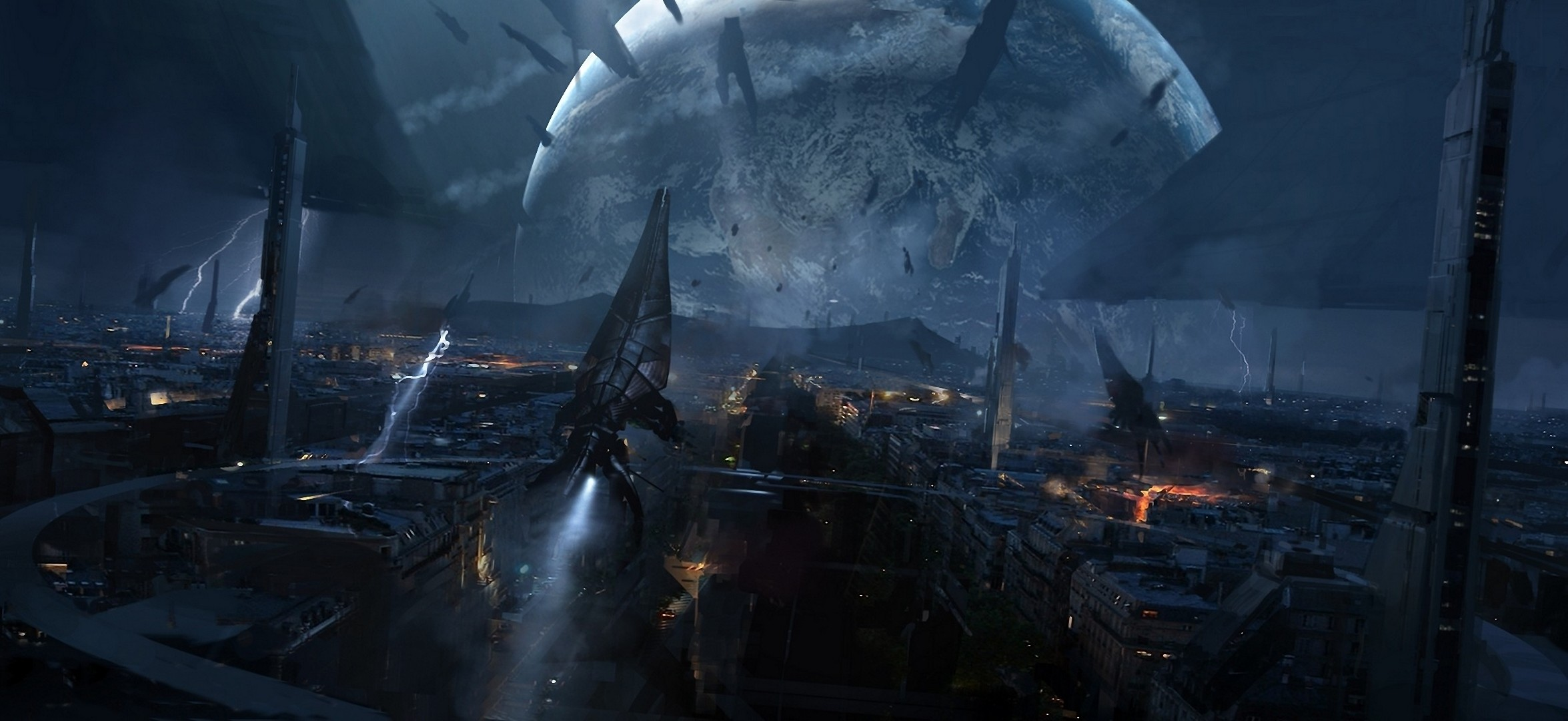 Mass Effect Desktop Background 71 Images