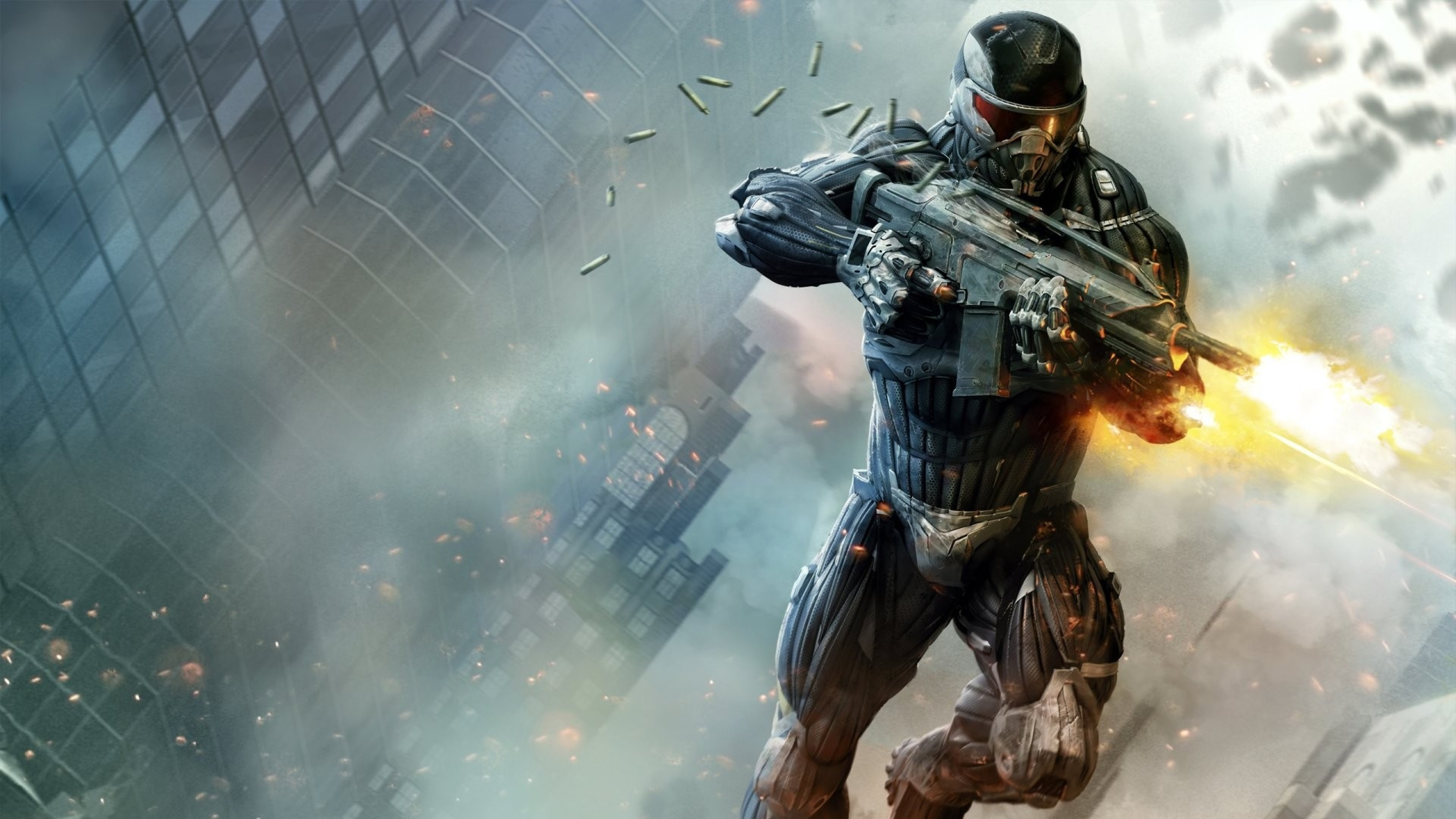 Crysis Wallpaper HD (75+ Images