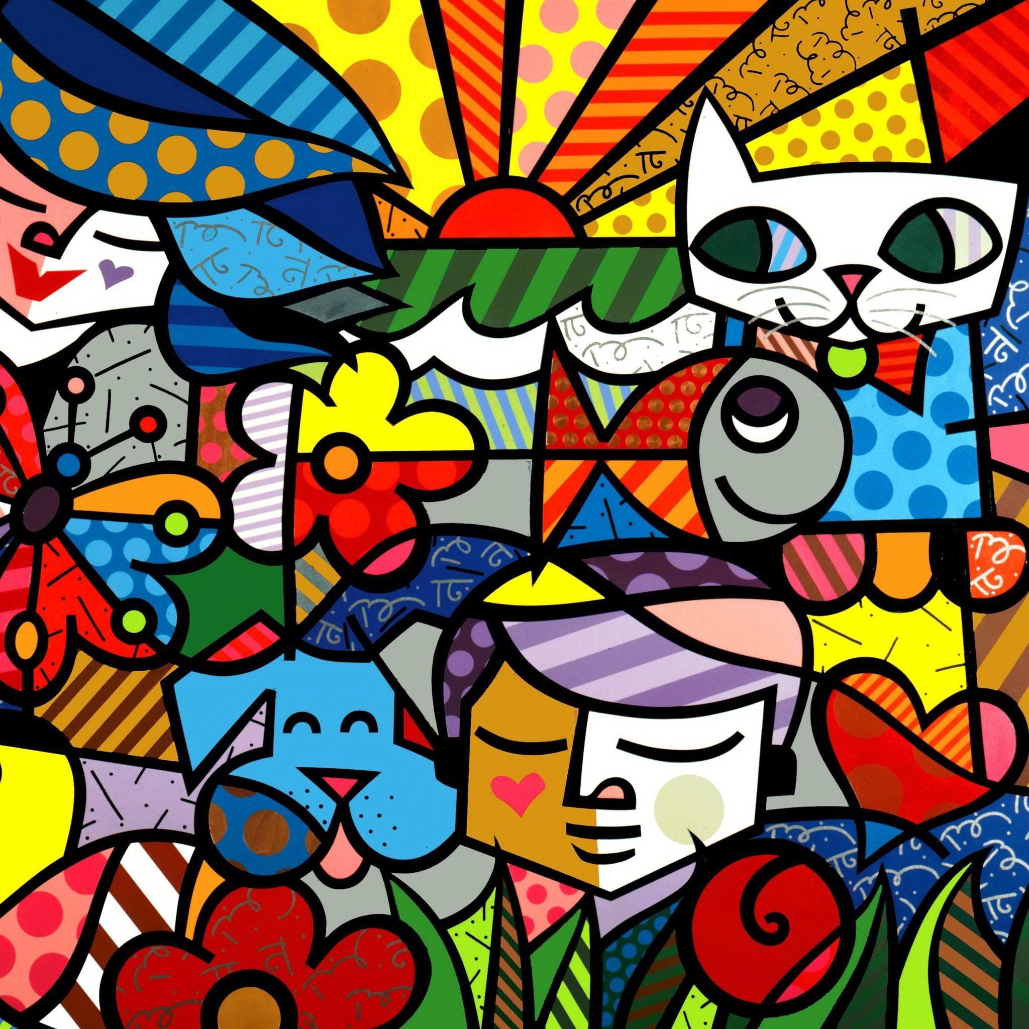 Pop Art Wallpapers (60+ Images
