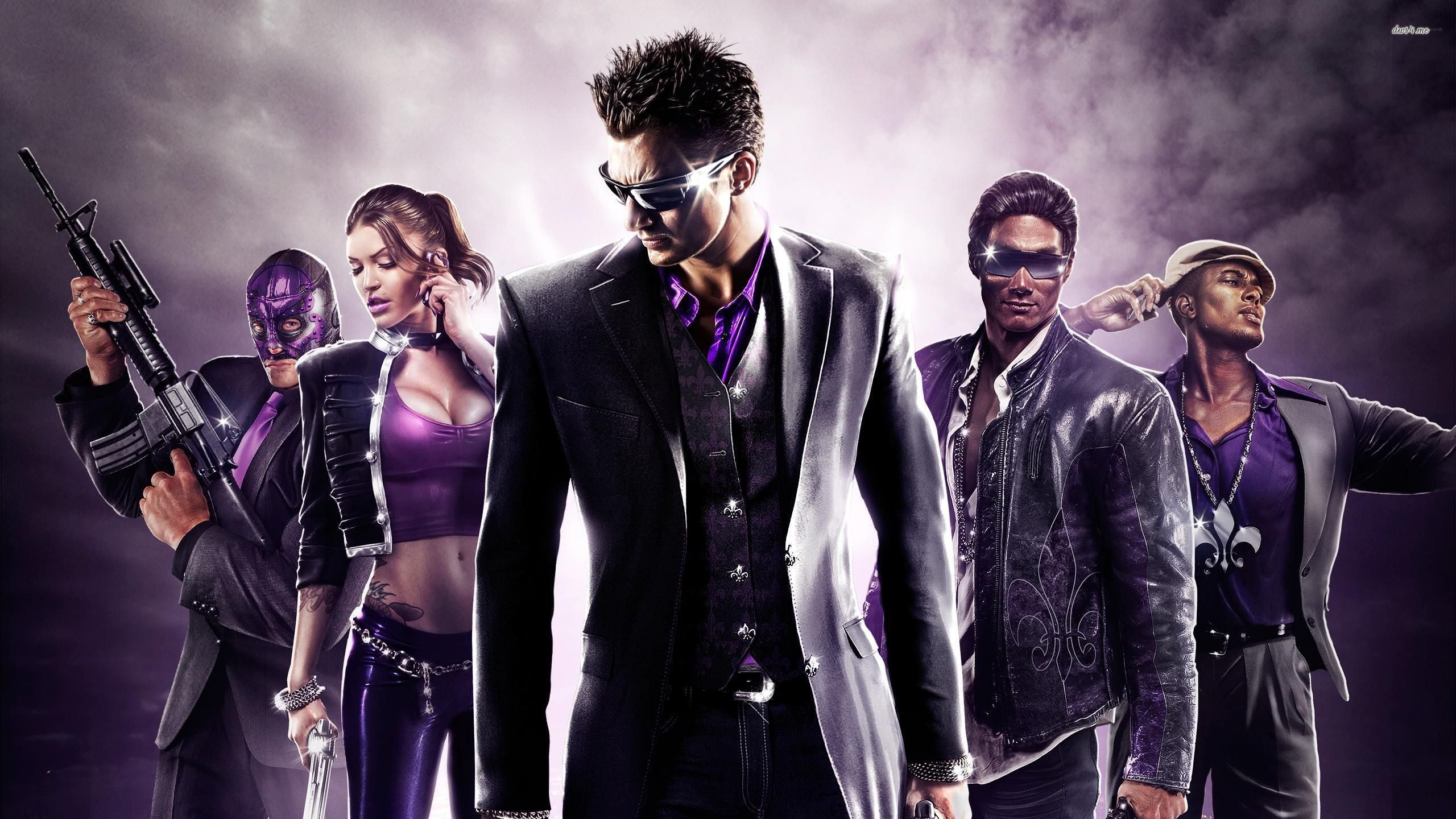 Saints Row Wallpaper 70 Images