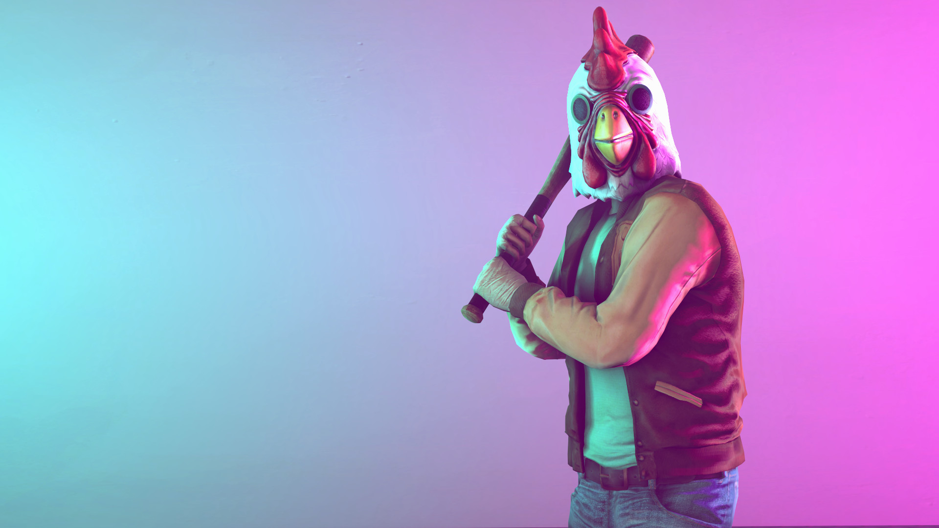 Jacket Hotline Miami Wallpapers 77 Images