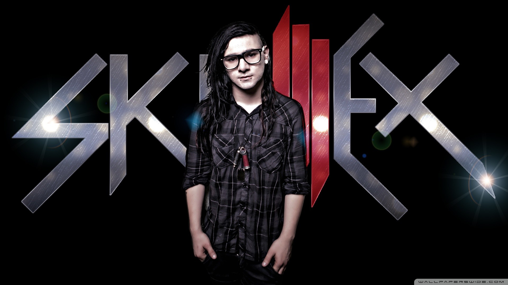 1920x1080 Skrillex Wallpaper