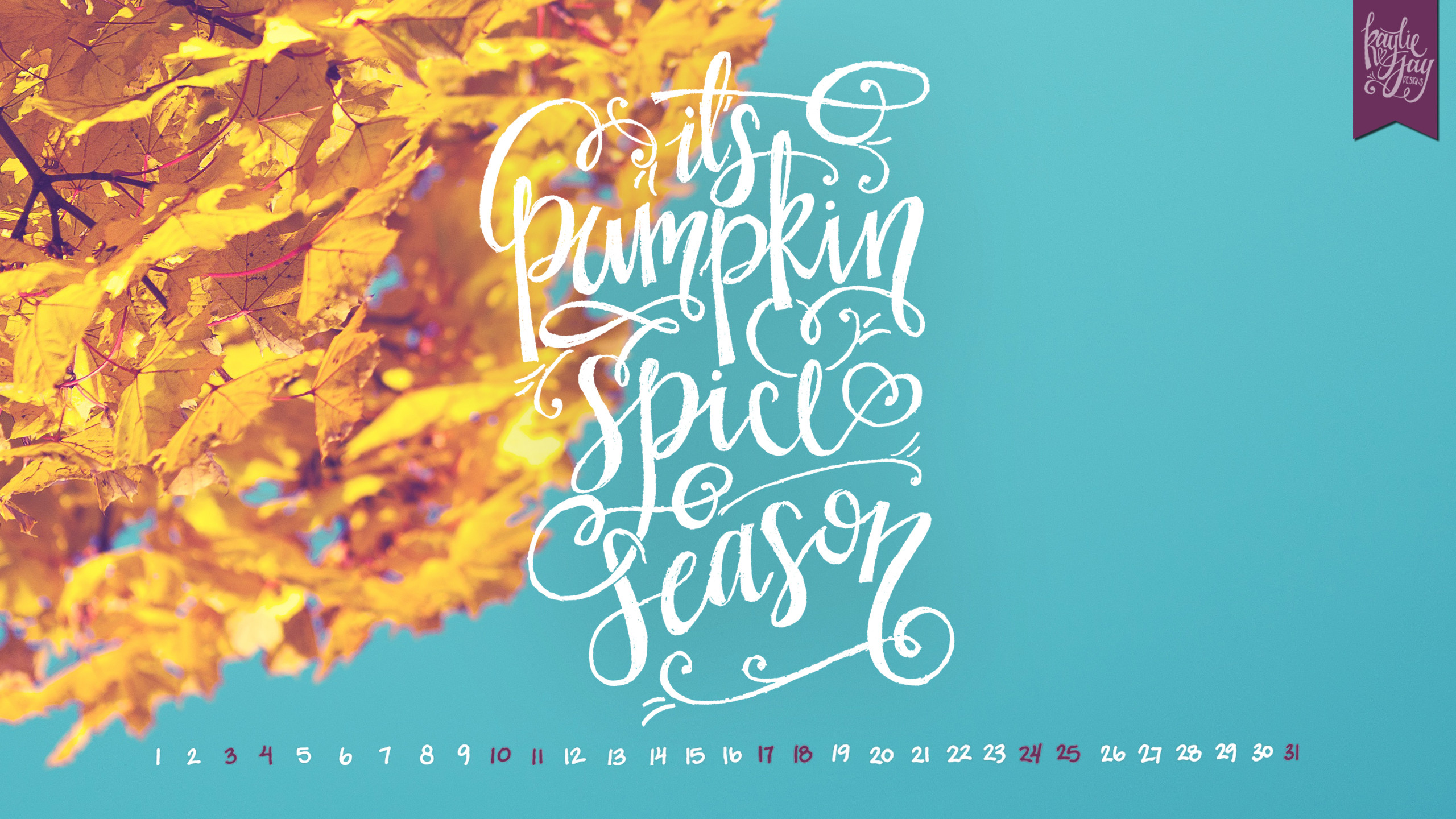 High Quality 2560x1440 October Desktop Wallpaper | | Device Decor | Pinterest |  Wallpaper And Doodles