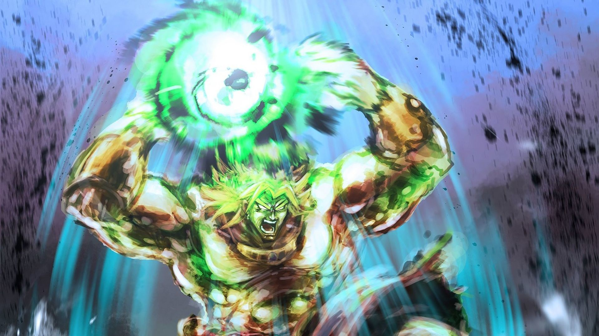 Dbz Broly Wallpaper 64 Images