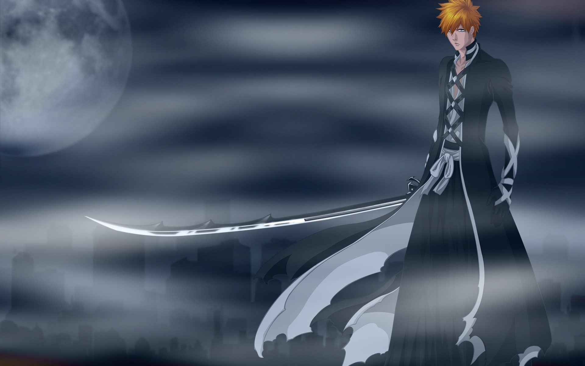 1920x1200 Bleach Hollow Ichigo Wallpapers - Wallpaper Gallery · Hollow Ichigo,  Wallpaper - Zerochan Anime Image Board ...