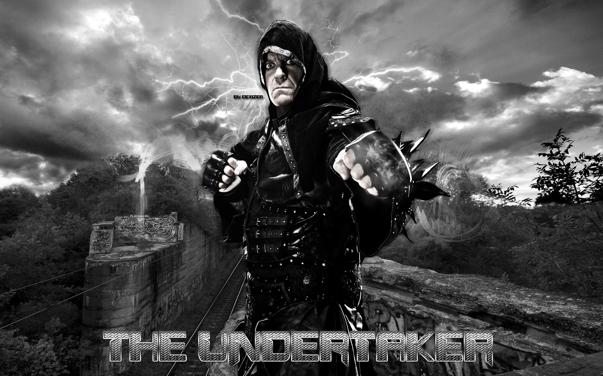 1920x1200 The Undertaker 2015 Wallpaper by Dmitri Common, WALLPORT