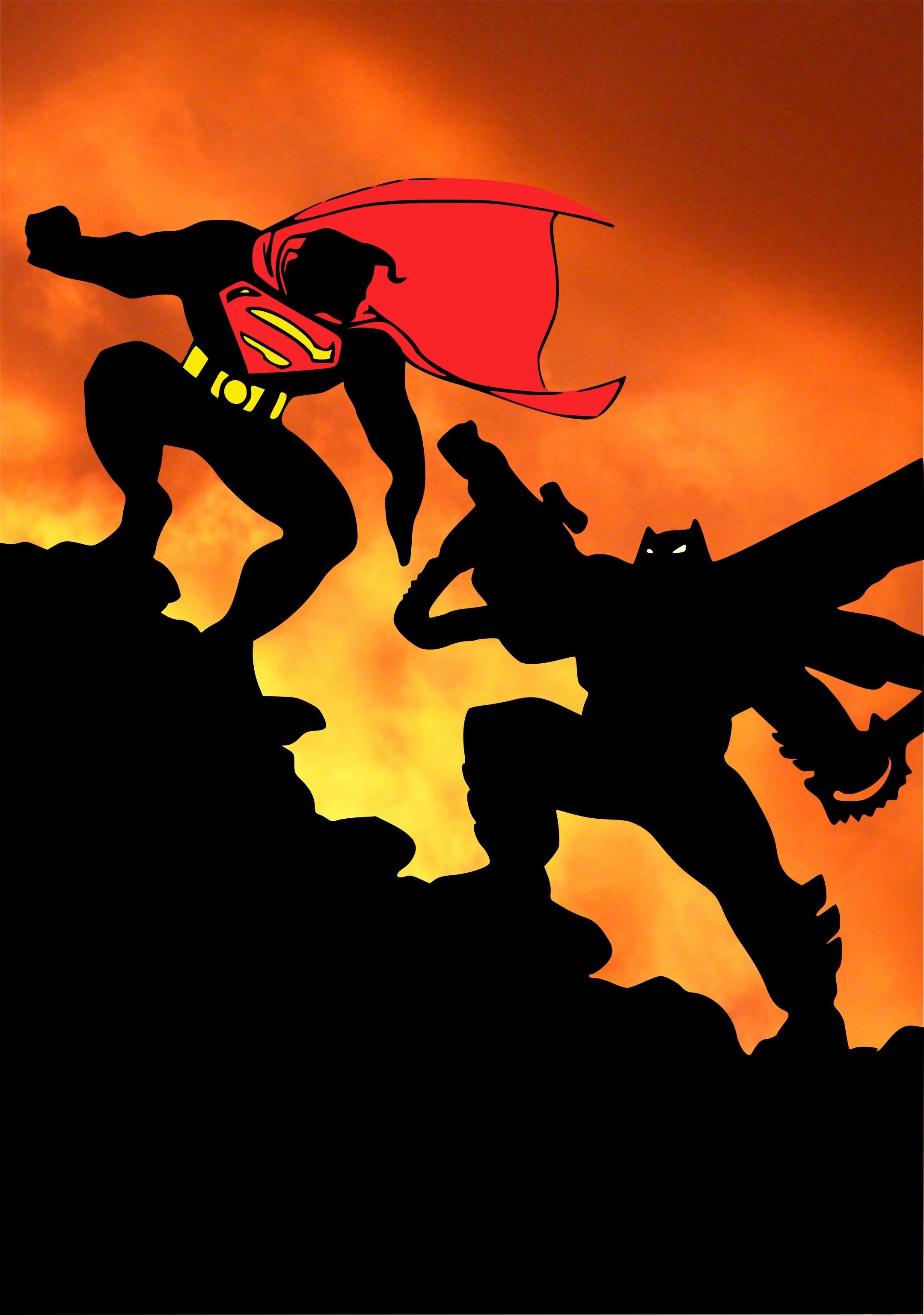 Frank Miller Dark Knight Wallpaper 71 Images