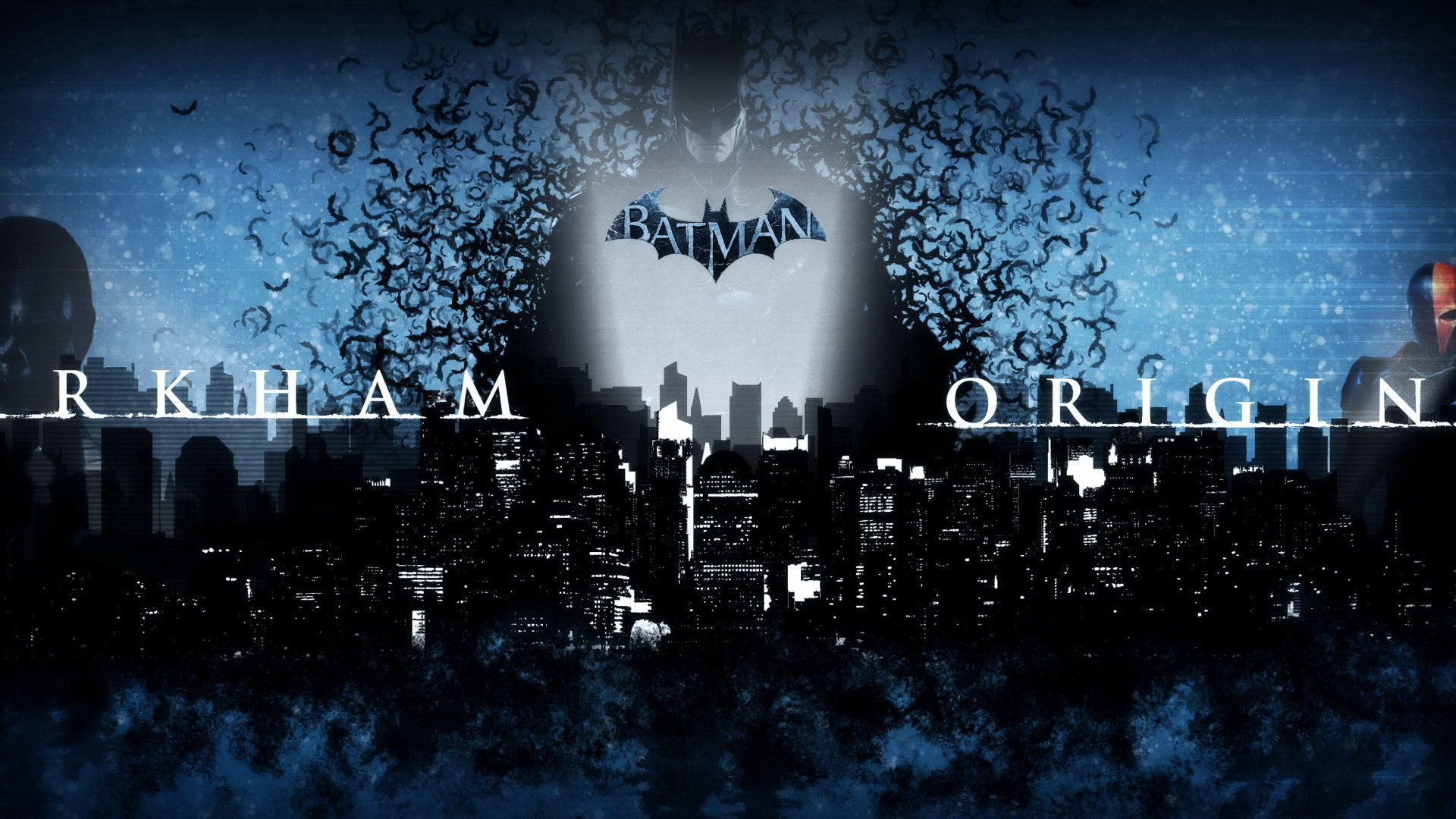 1920x1080 Batman HD Wallpapers Wallpaper 900×506 Batman Arkham Origins Wallpaper (33  Wallpapers) | Adorable Wallpapers | Desktop | Pinterest | Batman arkham  origins ...