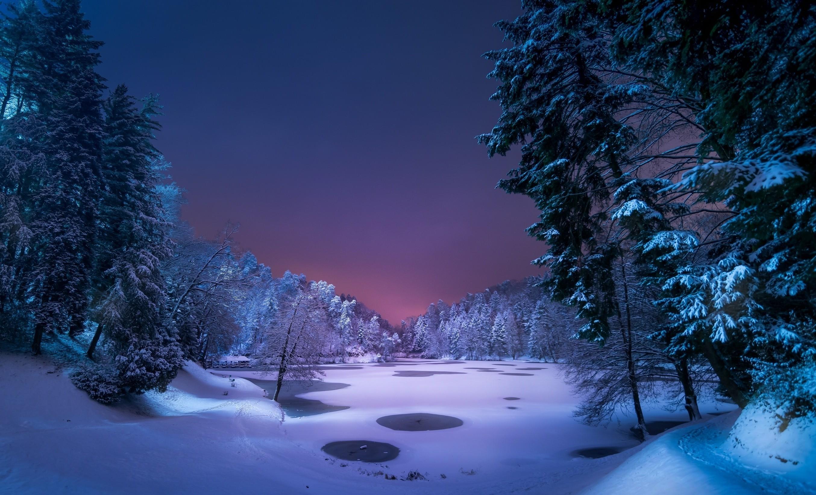 Winter Nature Wallpaper 74 Images