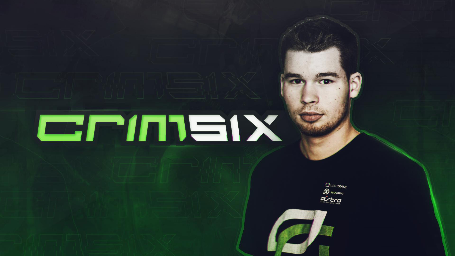 1920x1080 Crimsix optic gaming.