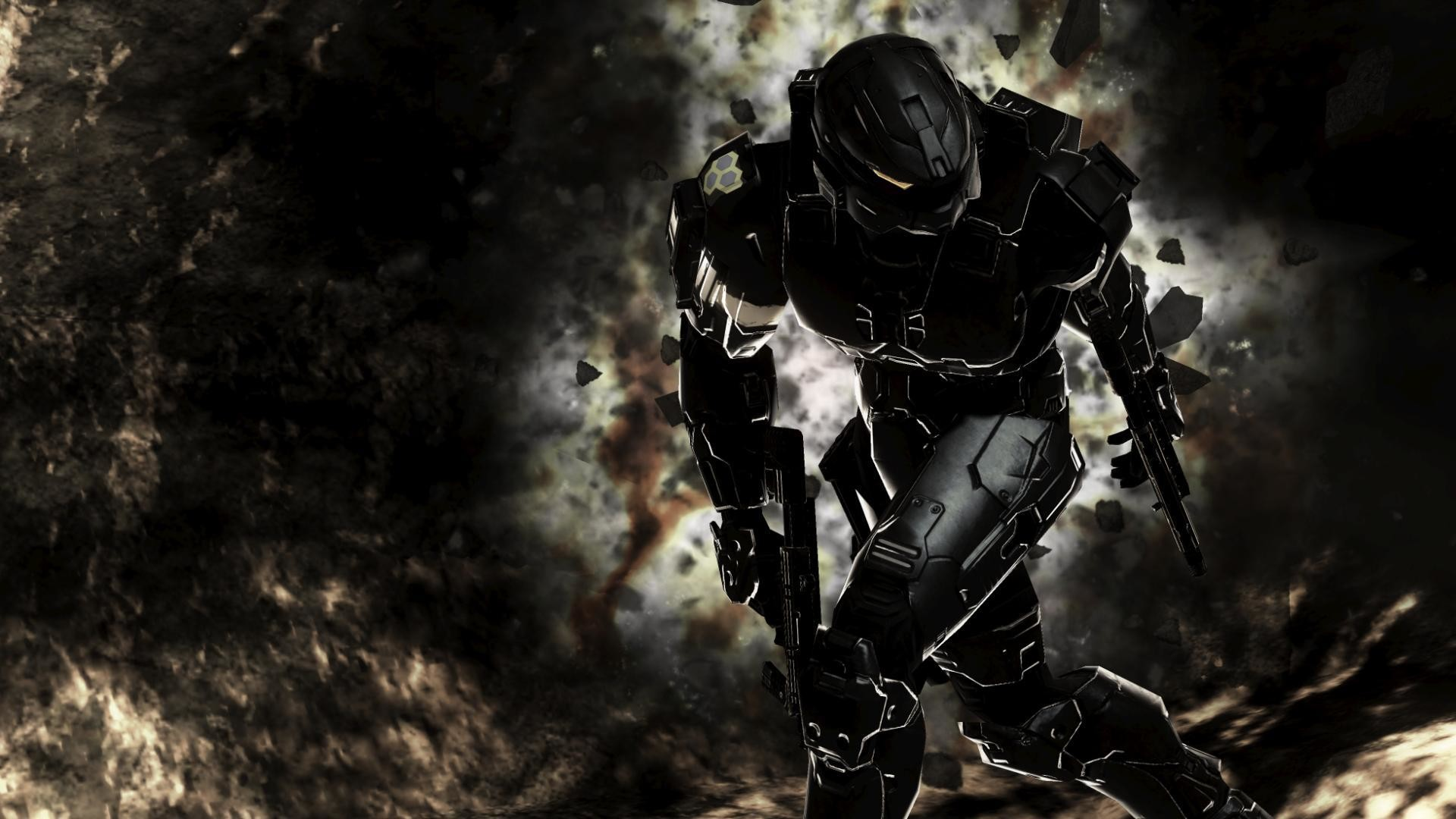 1920x1080 Wallpapers For > Cool Halo 3 Wallpapers