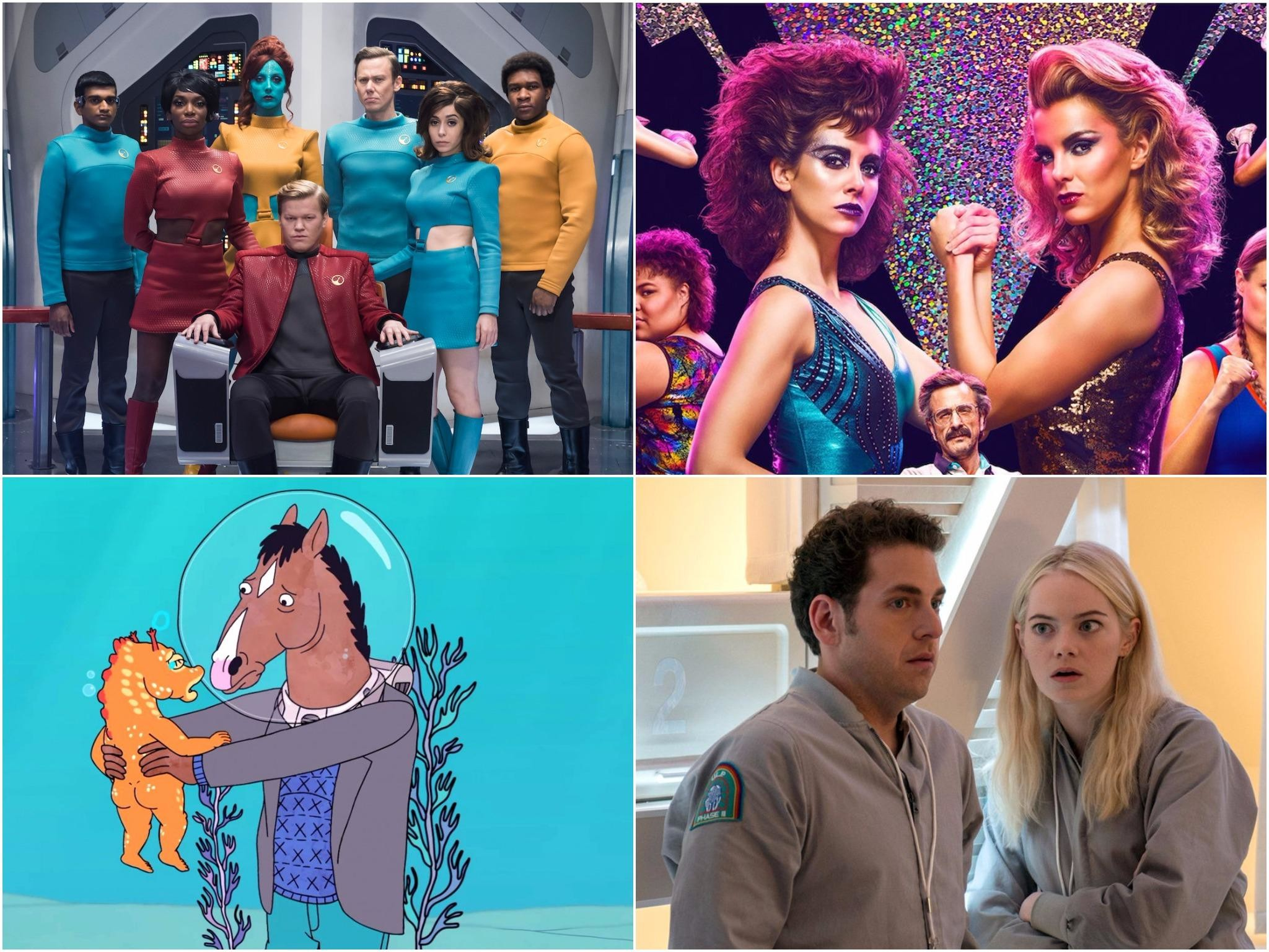 2048x1536 Netflix TV shows: The 25 best series to watch in the UK | The Independent