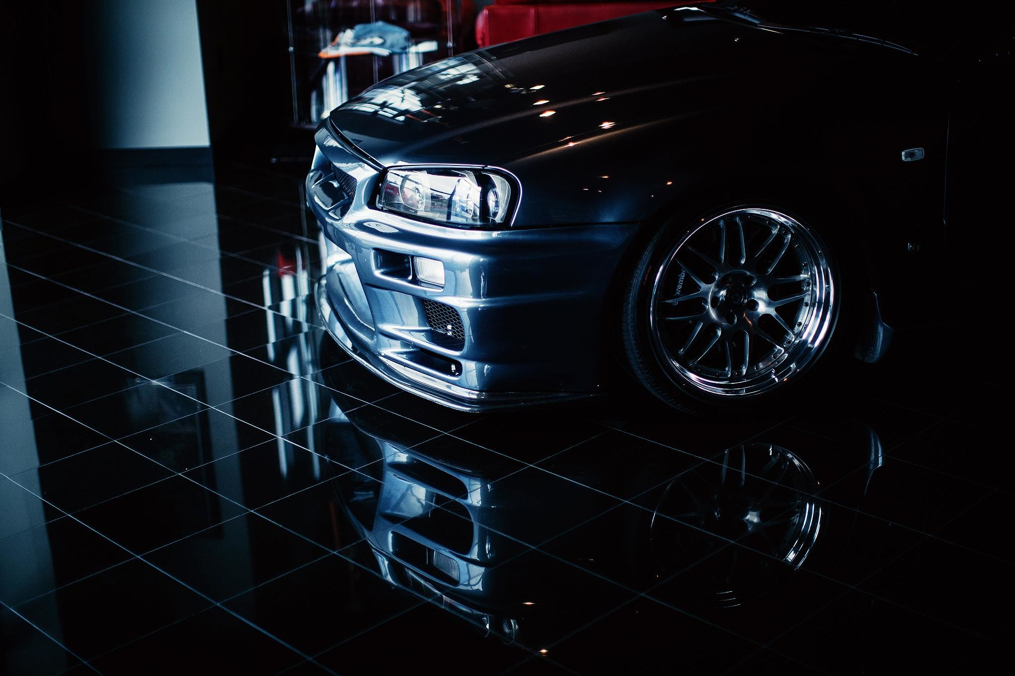 2048x1365 Nissan Skyline R34 wallpapers HD