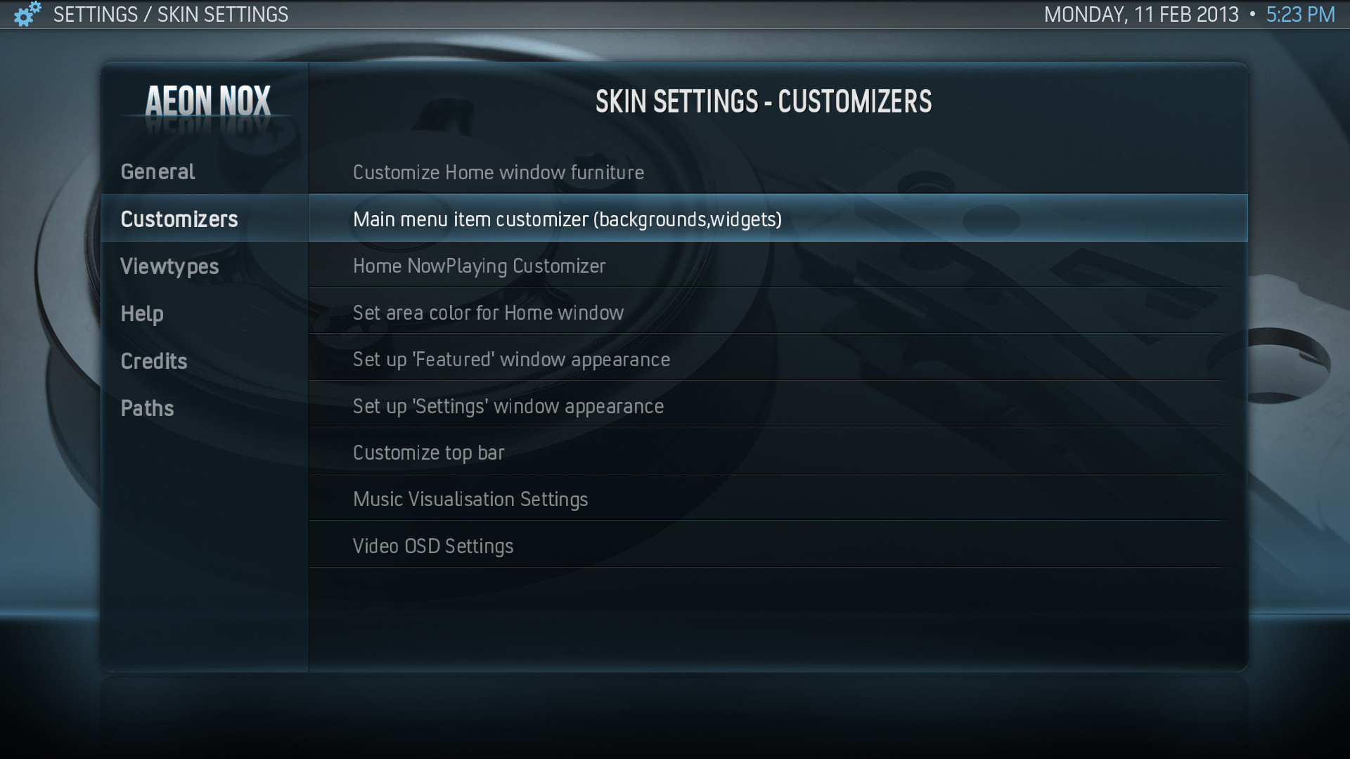 1920x1080 How to Set Up Your XBMC Media Center xbmc 5