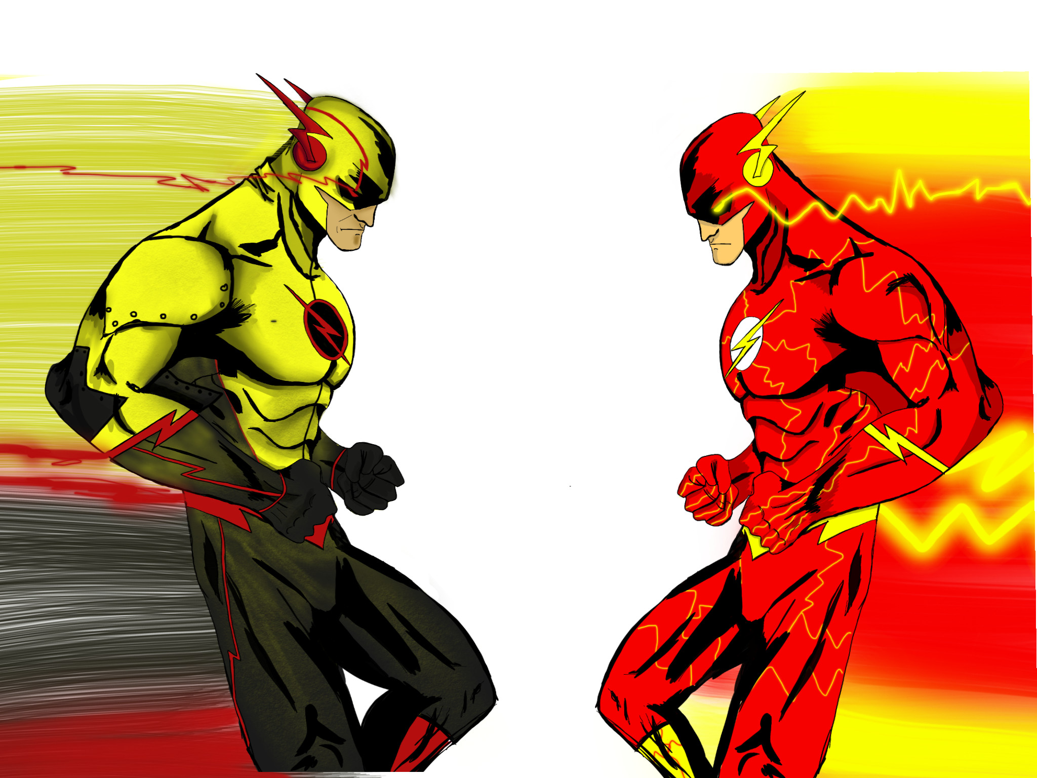 2560x1440 Injustice 2 Is That Wally West As Kid Flash In The Second Story
