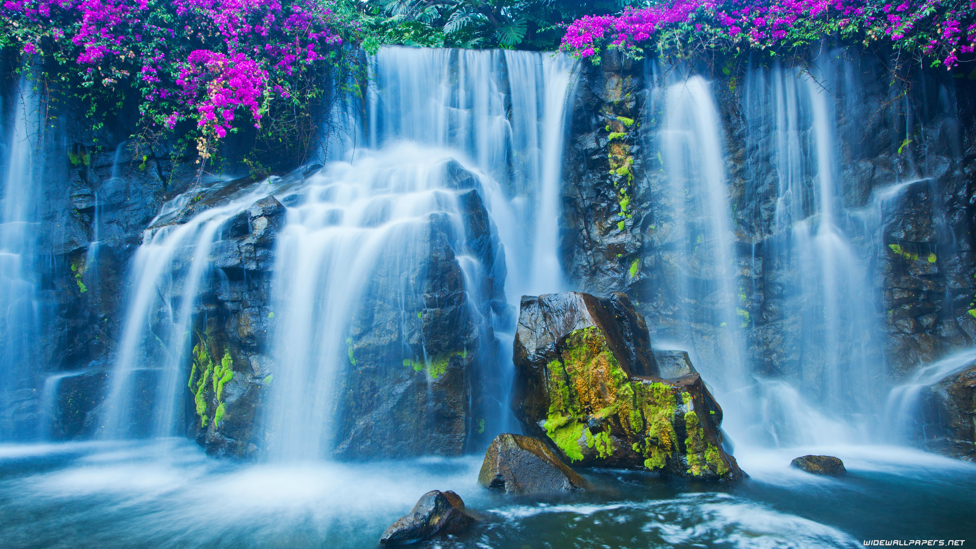 3840x2160 Waterfall wallpapers ...