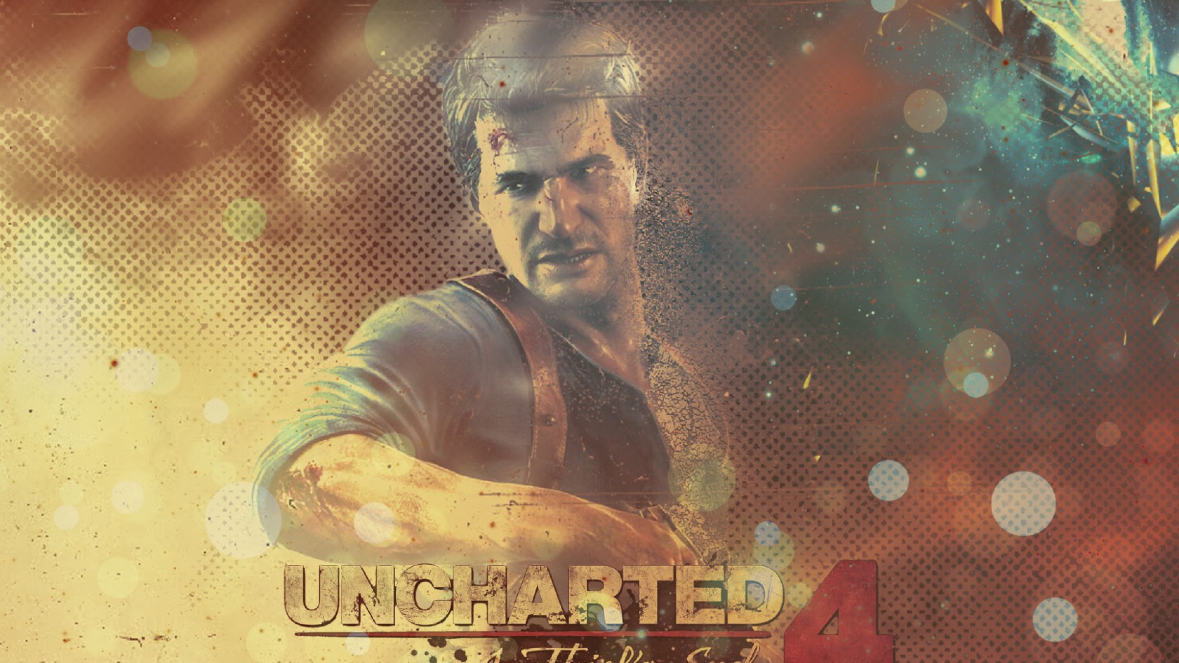 3840x2160 Preview wallpaper uncharted 4, nathan drake