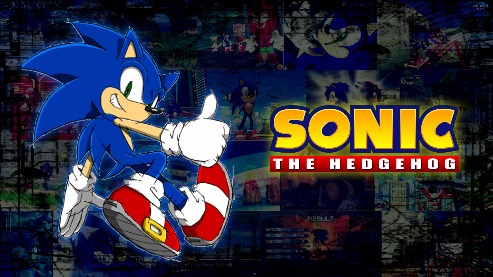 1920x1080 Sonic | Sonic Images, Pictures, Wallpapers on NMgnCP