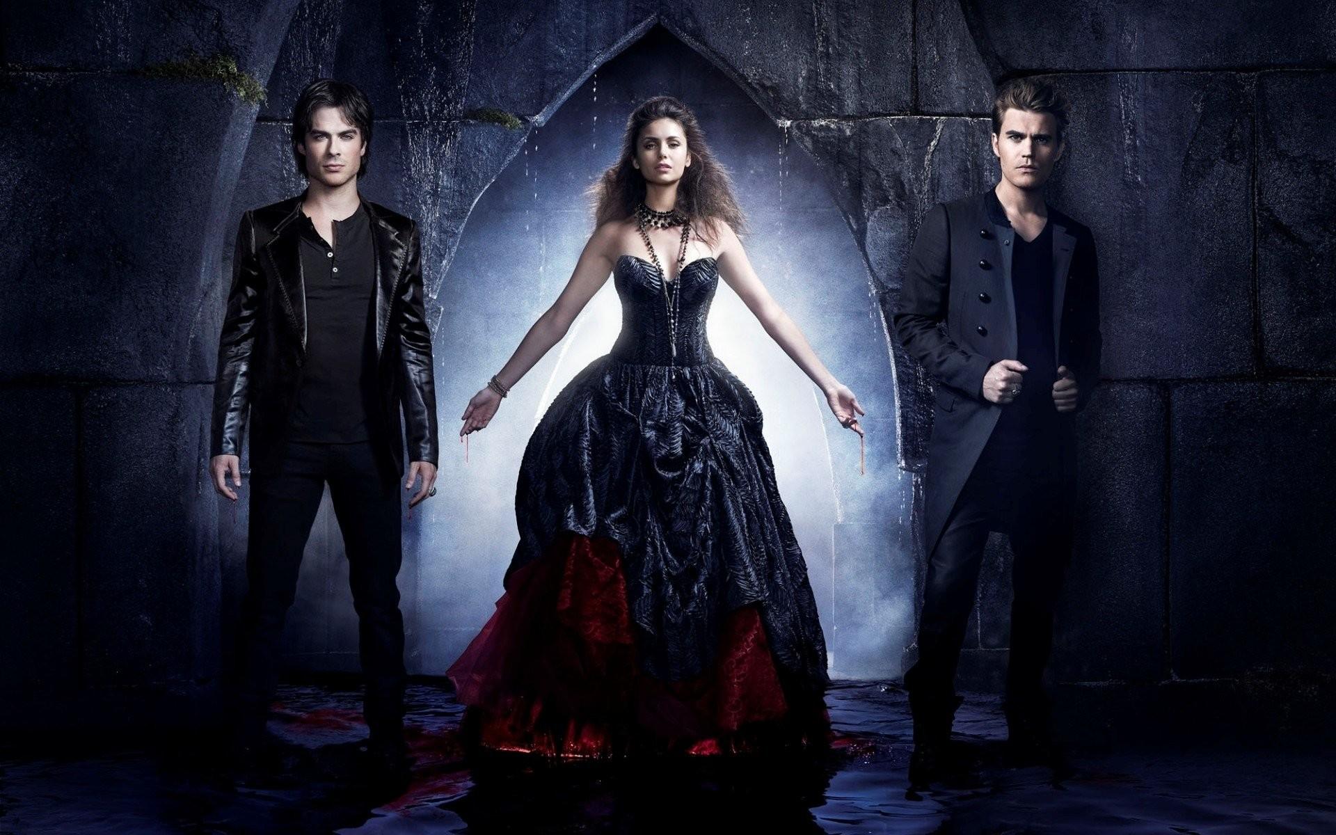 vampire diaries wallpaper damon and elena 74 images