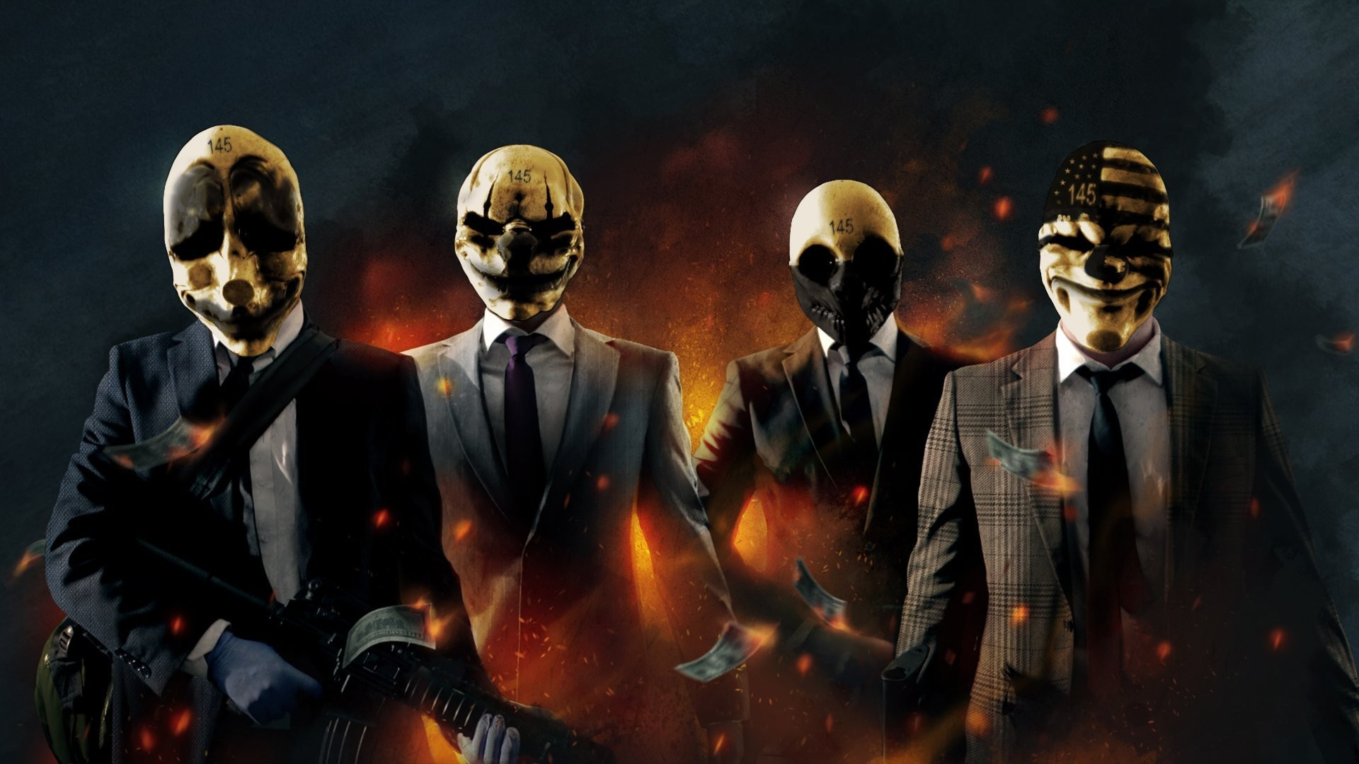 Payday the Heist Wallpapers (81+ images)