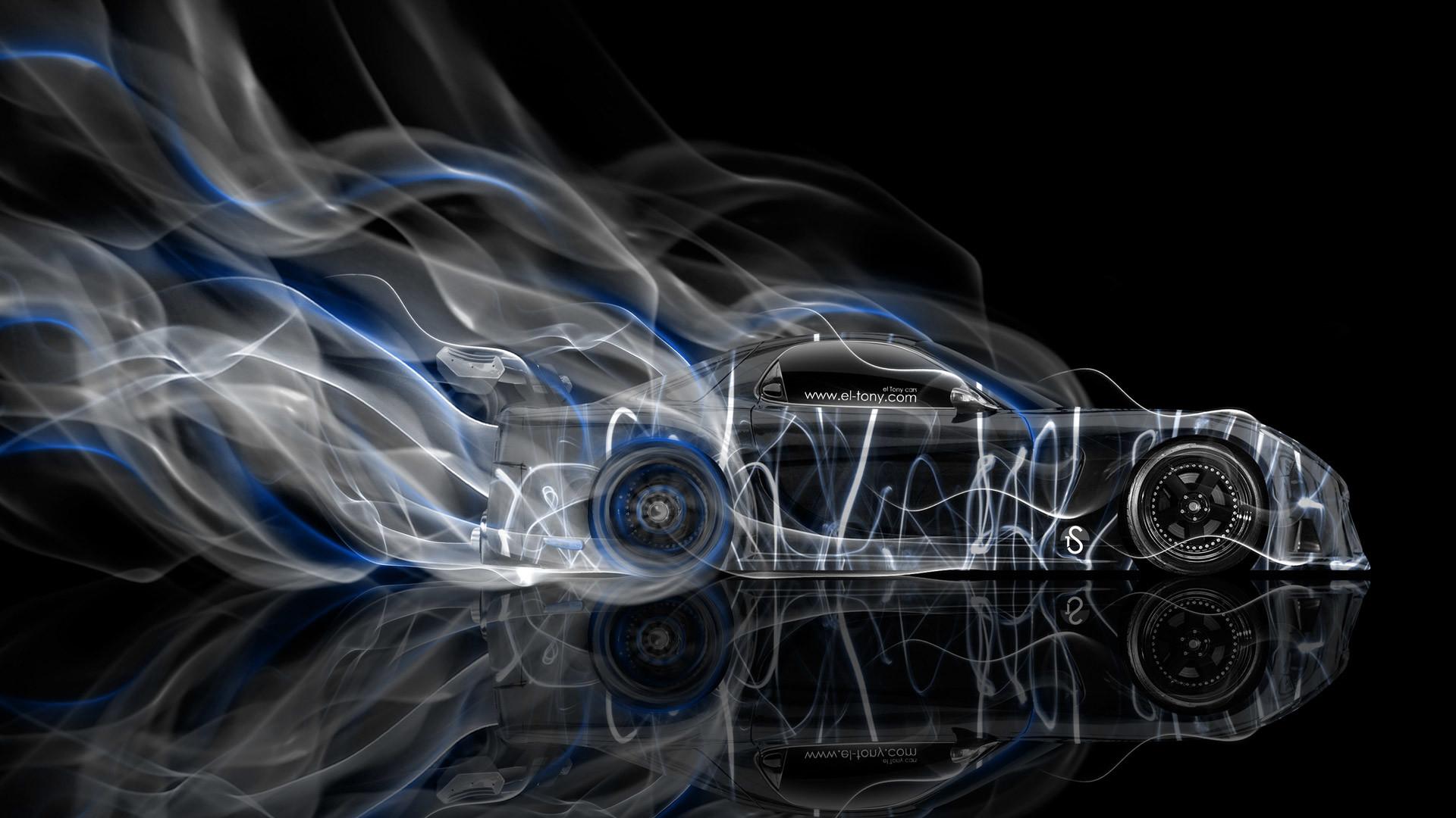 1920x1080 Vehicles For U003e Nissan 350z Veilside Wallpaper