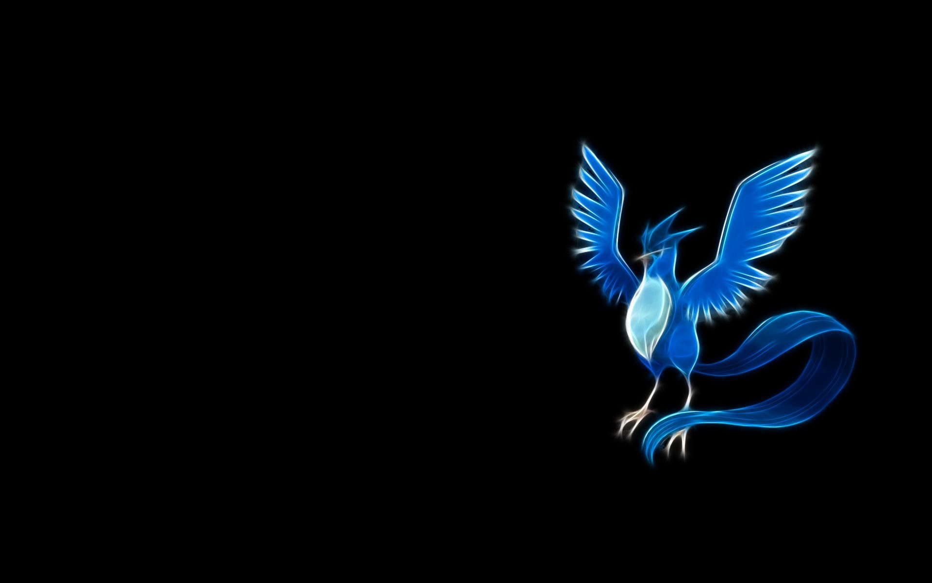 1920x1200 Anime - Pokémon Articuno (Pokémon) Flying Pokémon Legendary Pokémon  Wallpaper