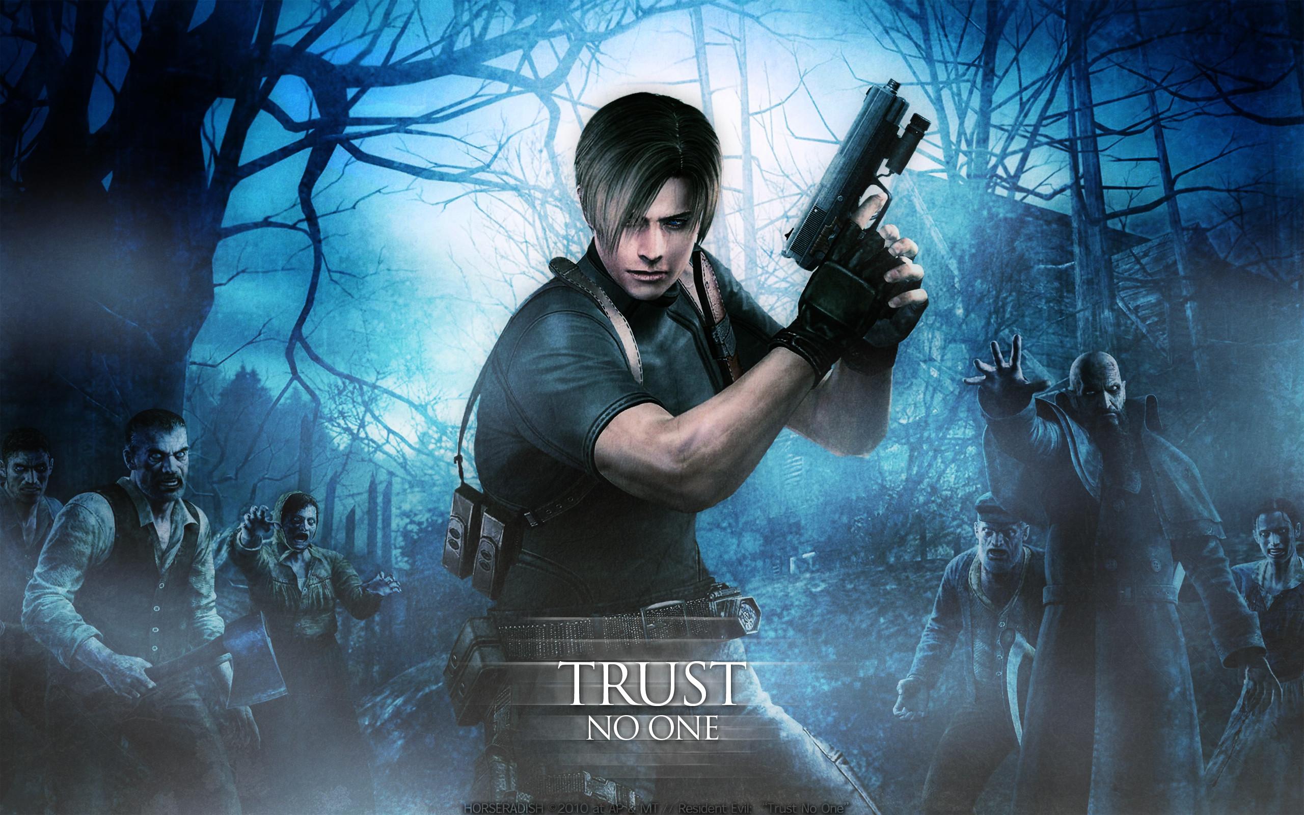 Resident Evil 4 Movie Wallpaper (63+ images)