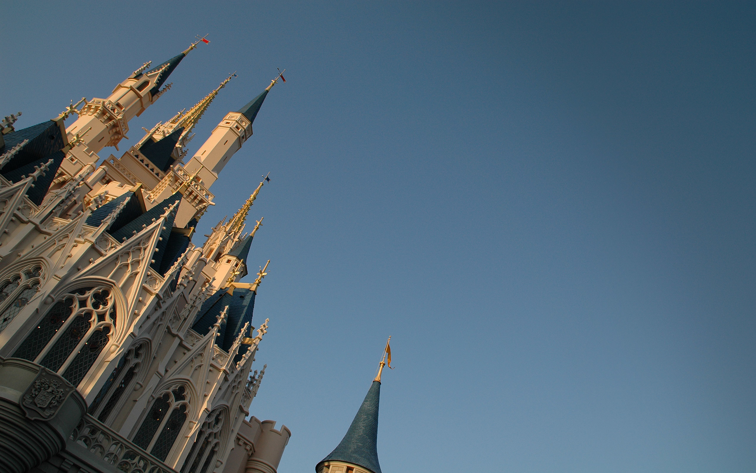 2560x1600 Walt Disney World Castle by pwn247 Walt Disney World Castle by pwn247