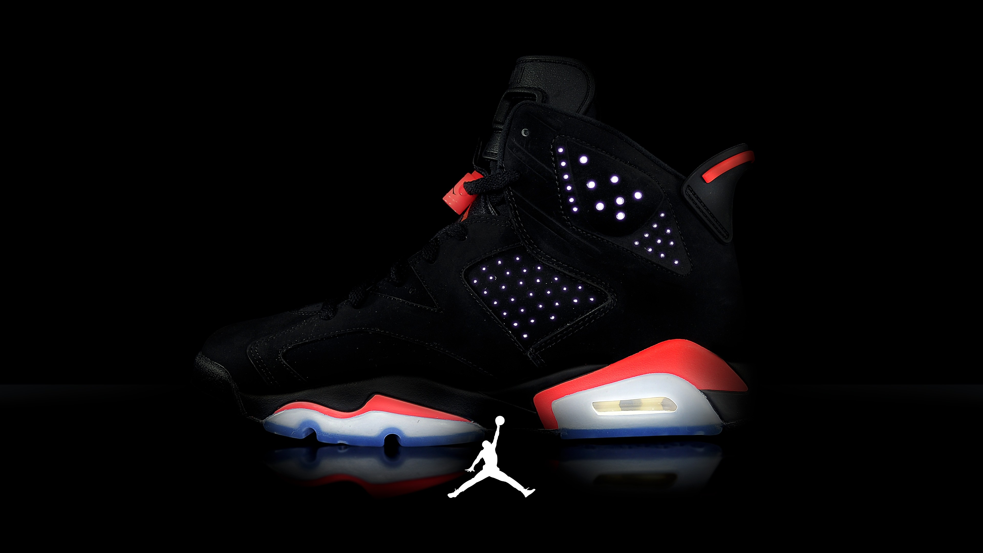 3840x2160 Air Jordan Shoes Images.
