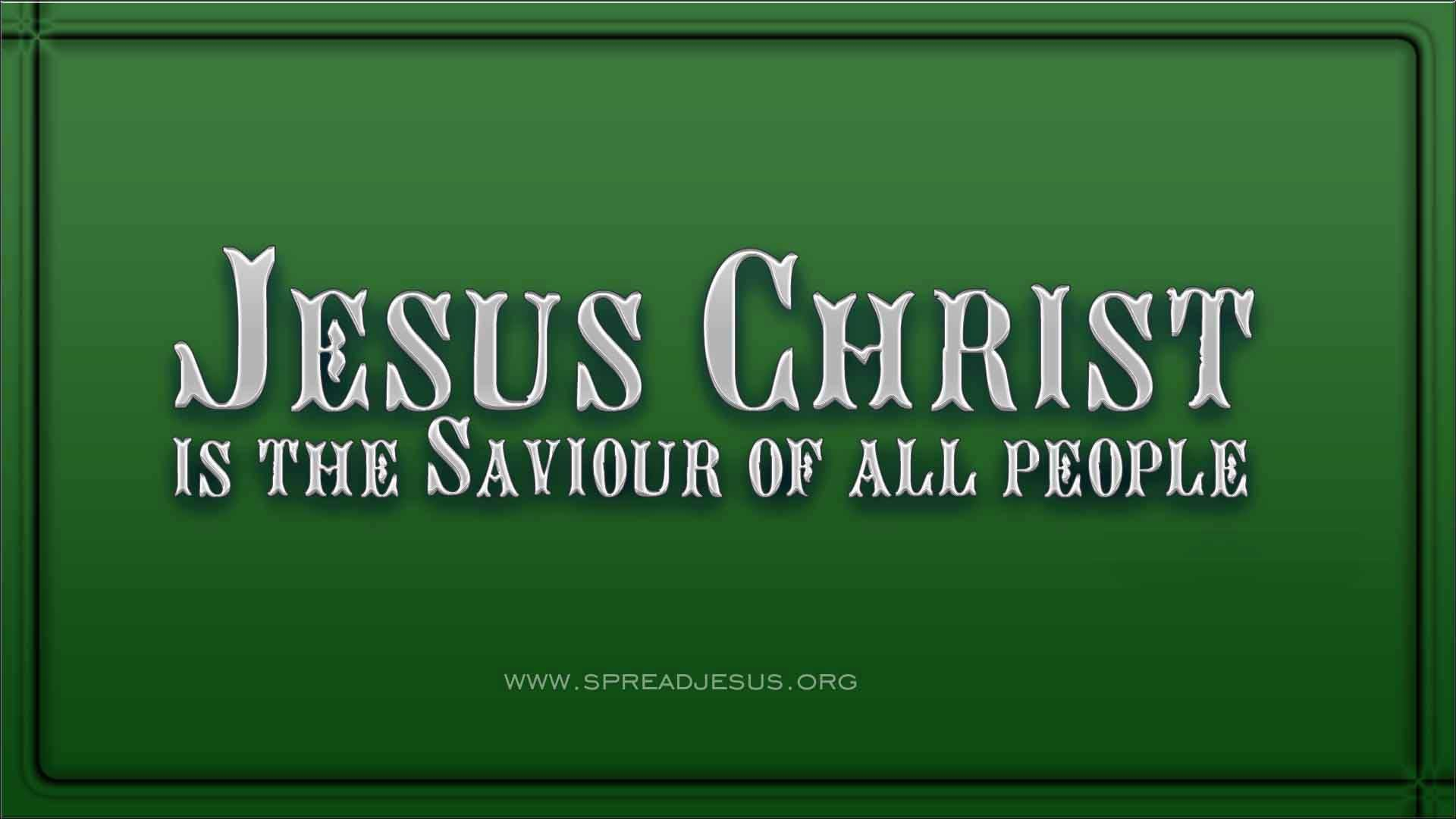 Jesus Wallpapers with Bible Verses (57+ images)