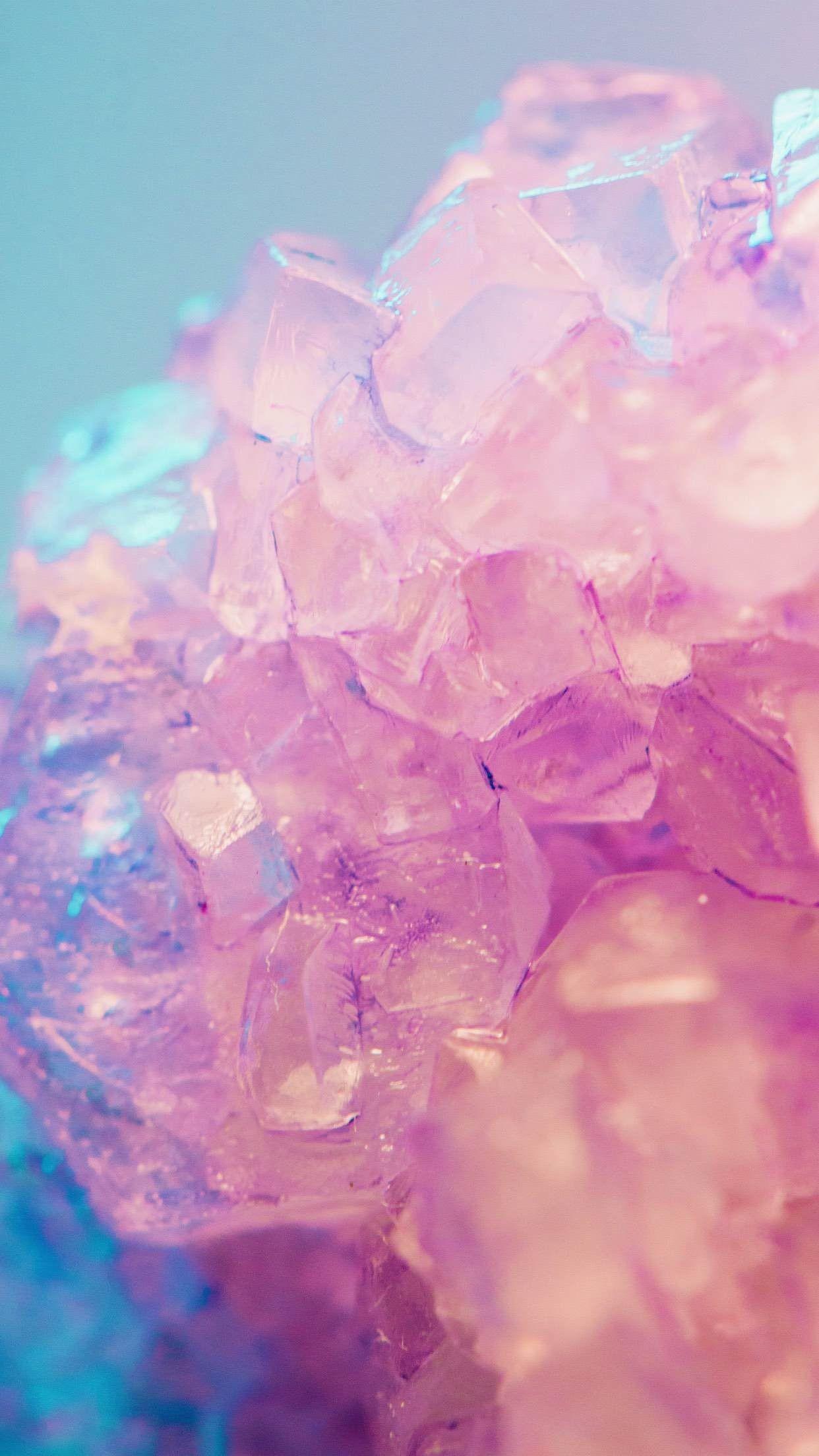 Crystals Wallpaper 63 Images