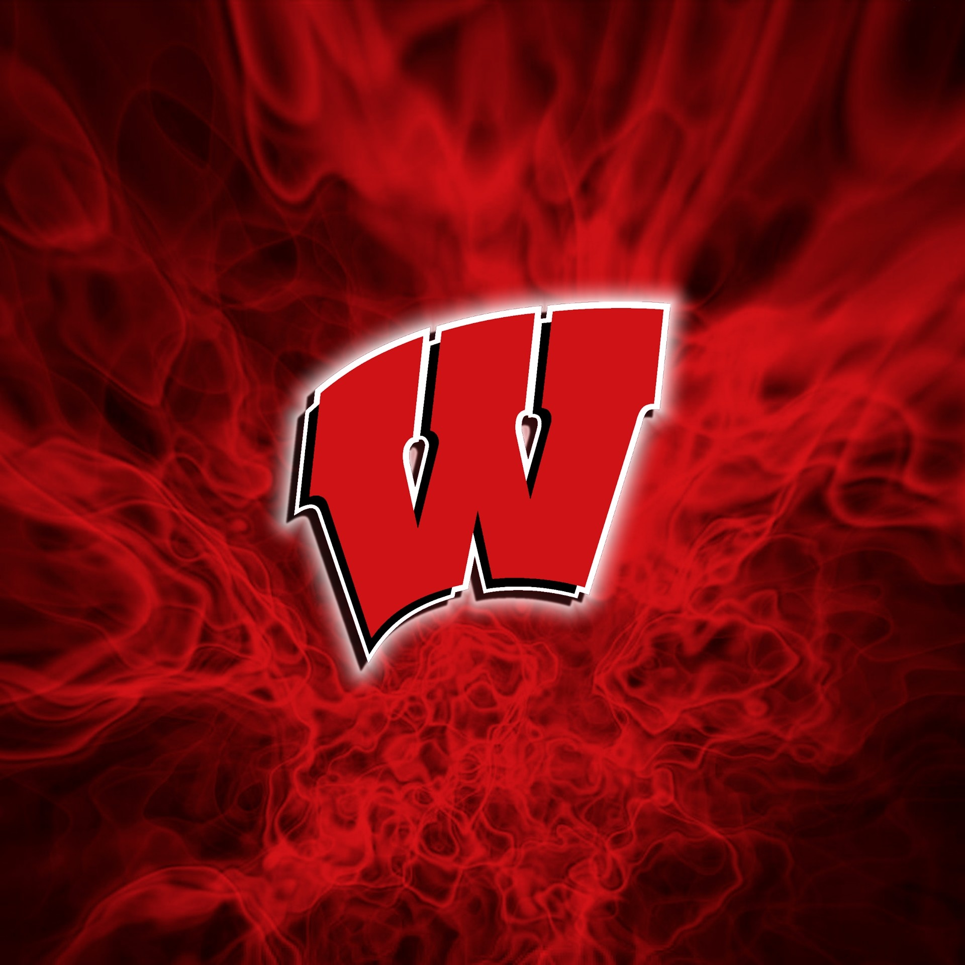 1920x1920 ... WI Badgers image either, but I thought this worked with the WI colors.  Through in a white glow and a drop shadow at the same angle as the one in  the ...