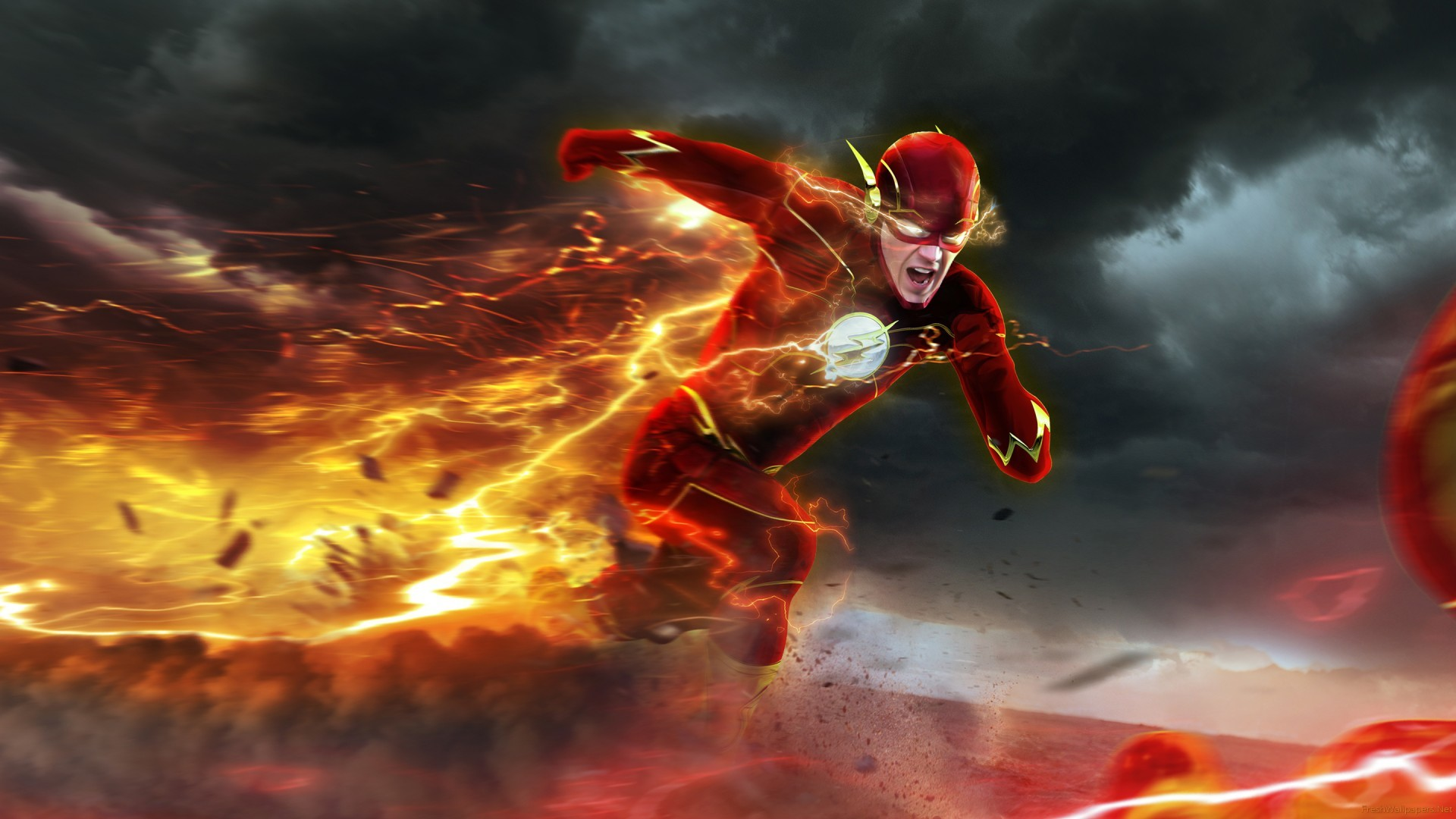 1920x1080 The Flash Wallpapers For Android