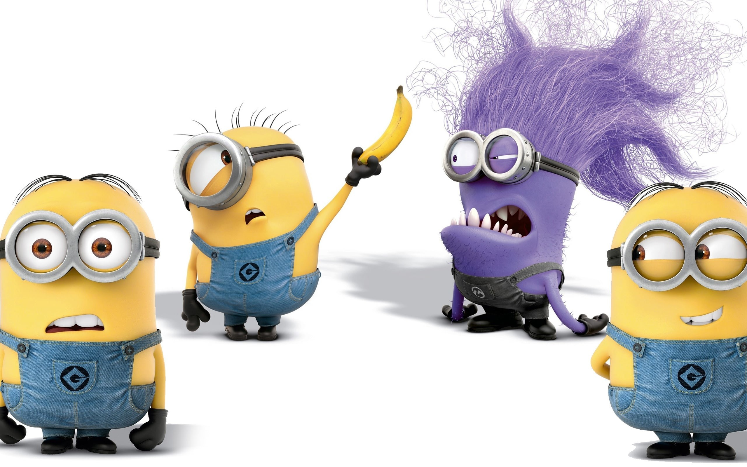 2560x1600 Minions Download Minions desktop wallpaper