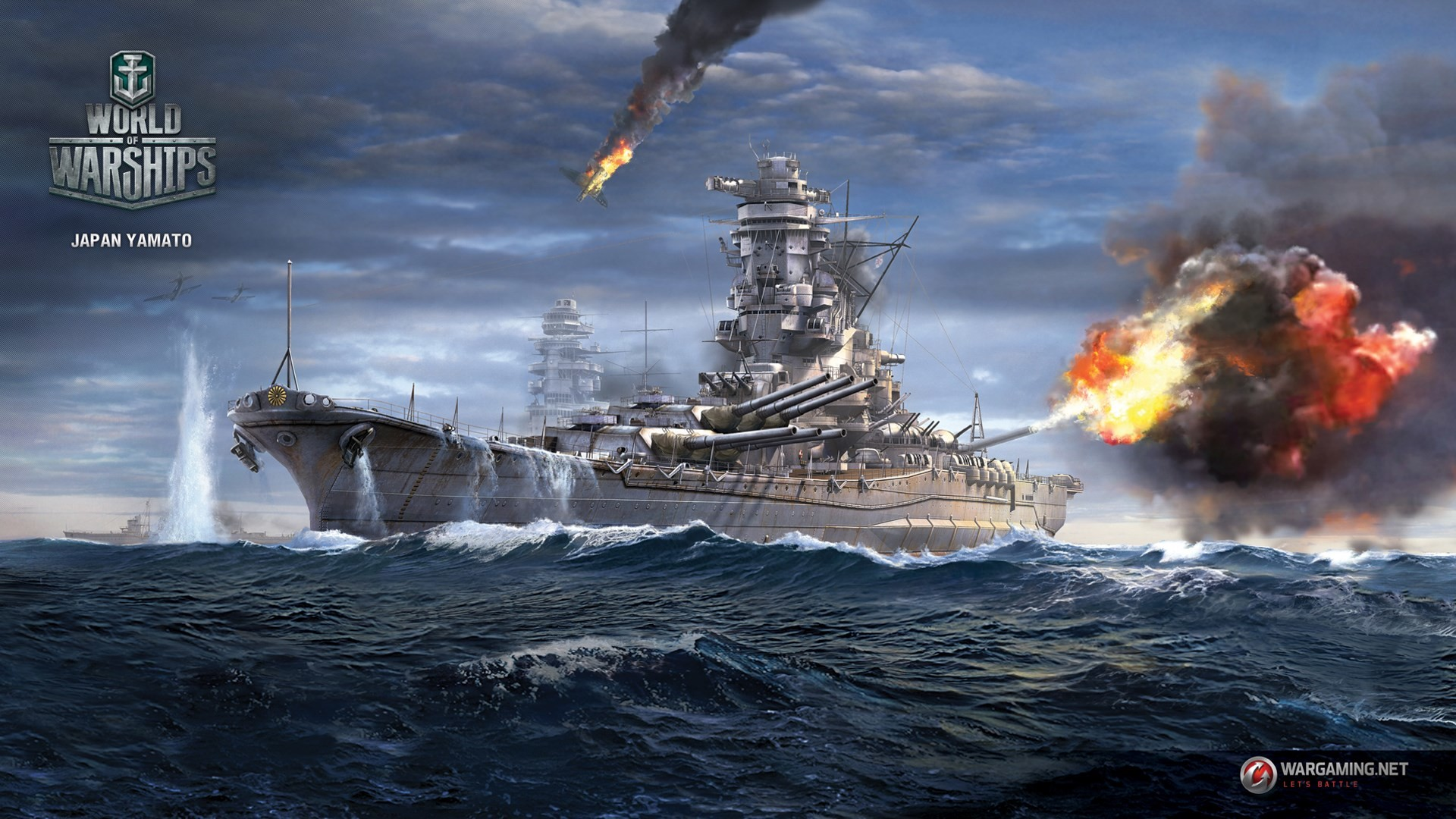 World Of Warships Wallpaper: Yamato Wallpaper (73+ Images